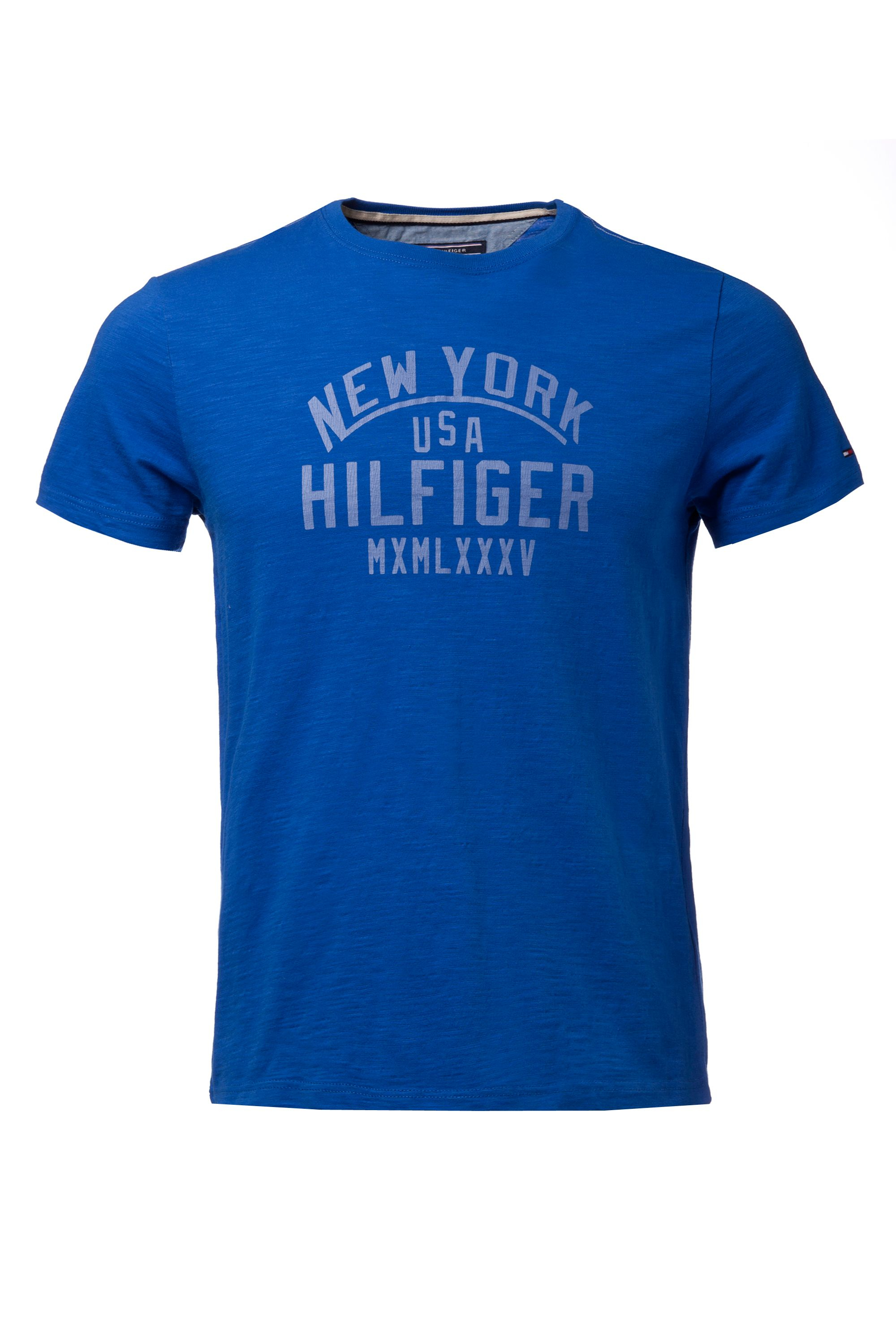 tommy hilfiger harry t shirt in blue for men lyst. Black Bedroom Furniture Sets. Home Design Ideas