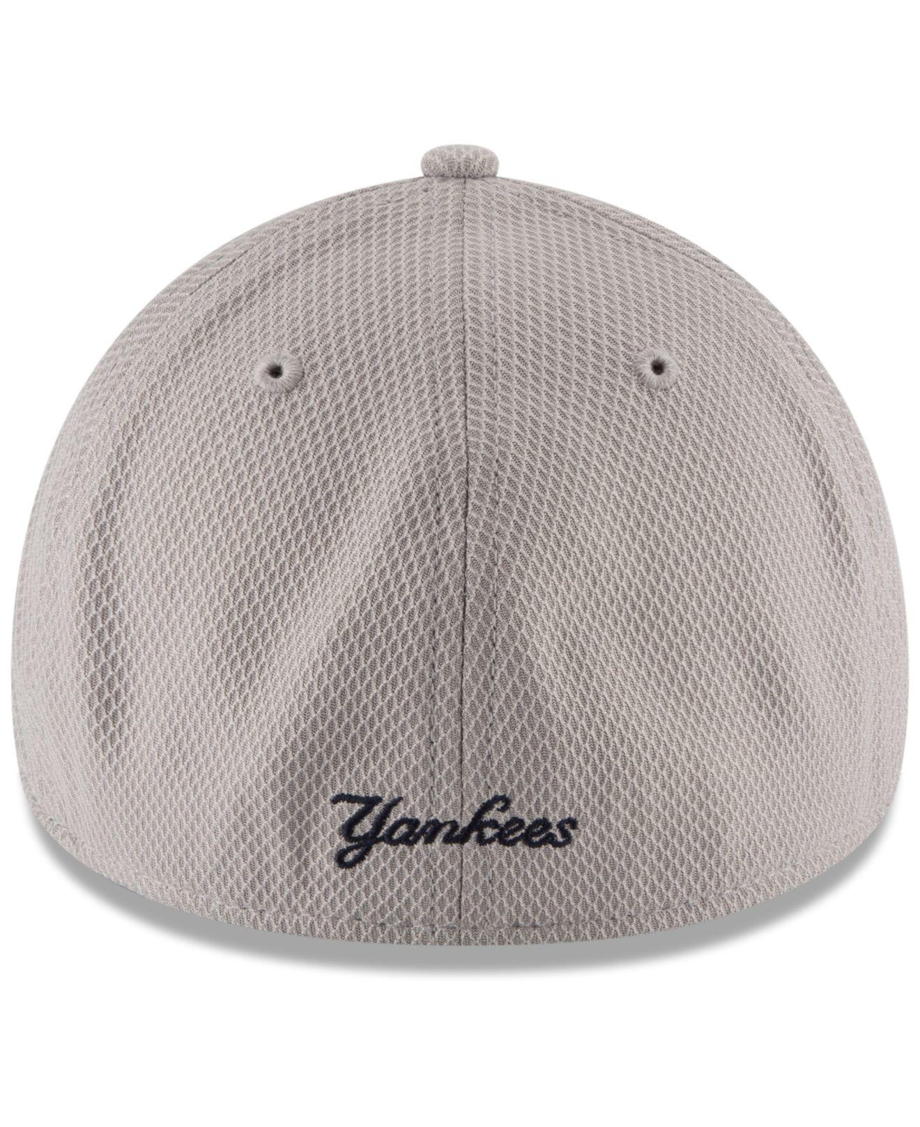 online store a78de 181b5 ... era royal mlb team classic 39thirty flex hat 6ee52 52767  get lyst ktz  new york yankees team grayed 39thirty cap in gray for men 55238 3bcbf