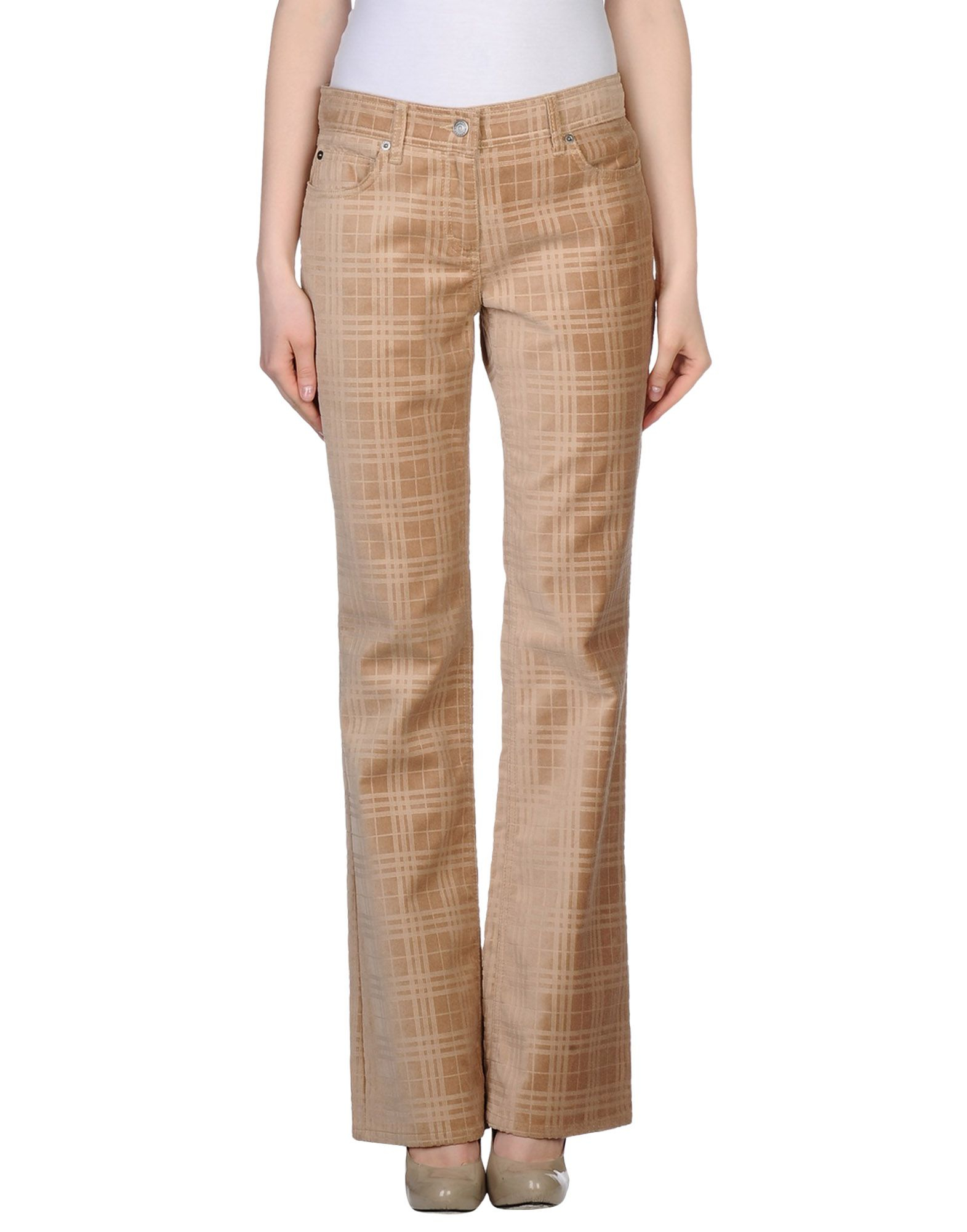 Burberry Casual Trouser in Natural