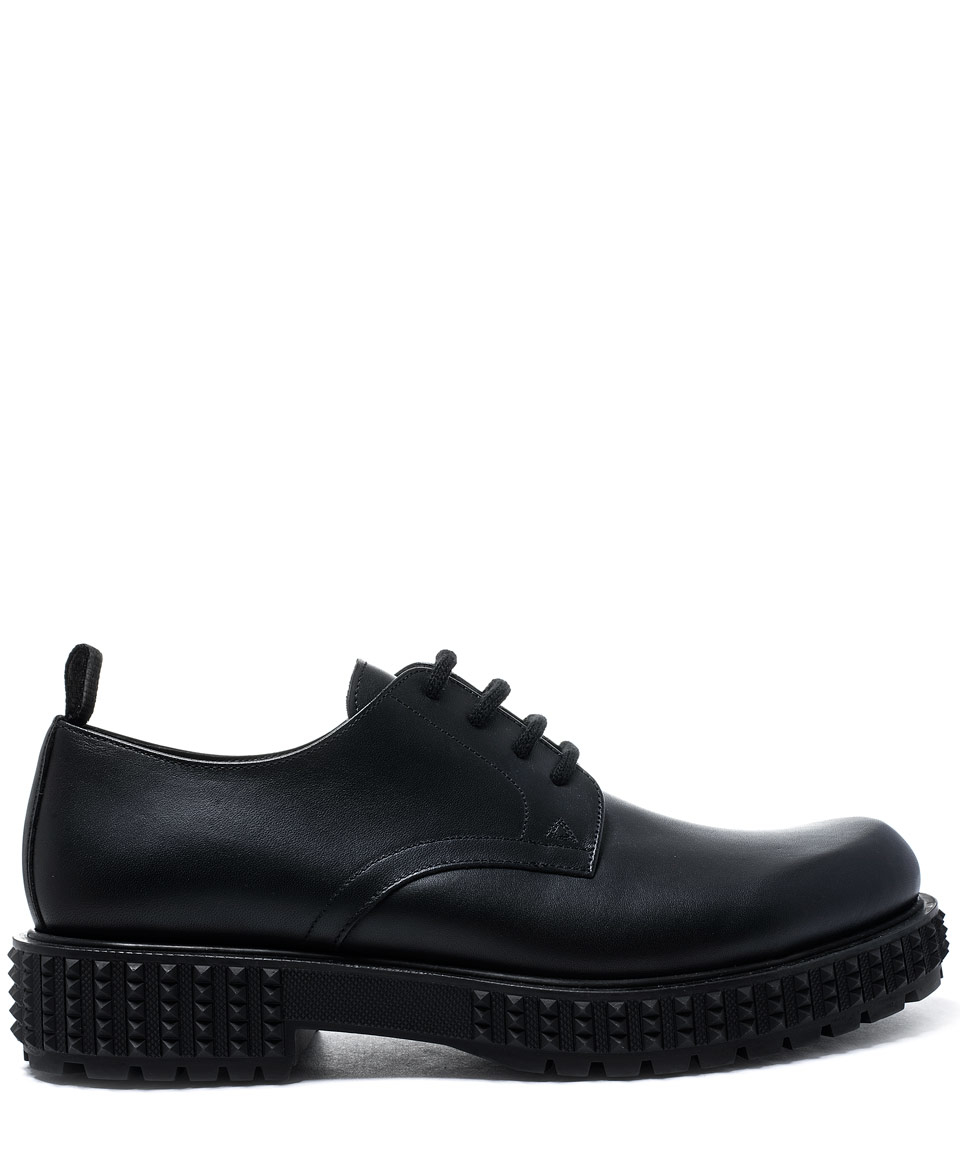 Valentino Lace Up Shoes