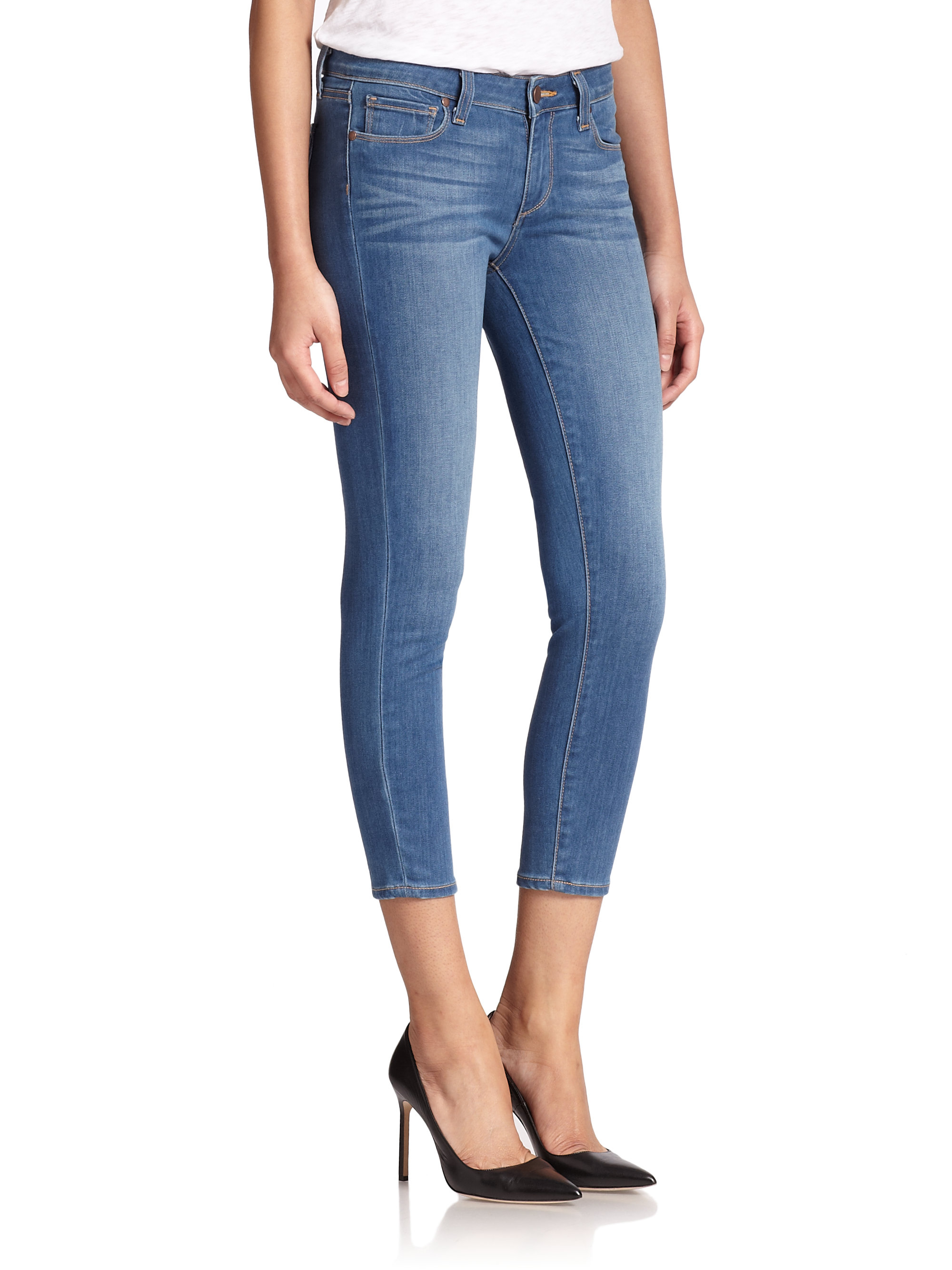 The cropped jean trend is here to stay and JustFab has you covered with an amazing roster of cropped denim styles. All JustFab members who make a transaction utilizing Masterpass checkout button option on gemeku.cf during the Promotion Period are eligible to receive a Loyalty Points Bonus.