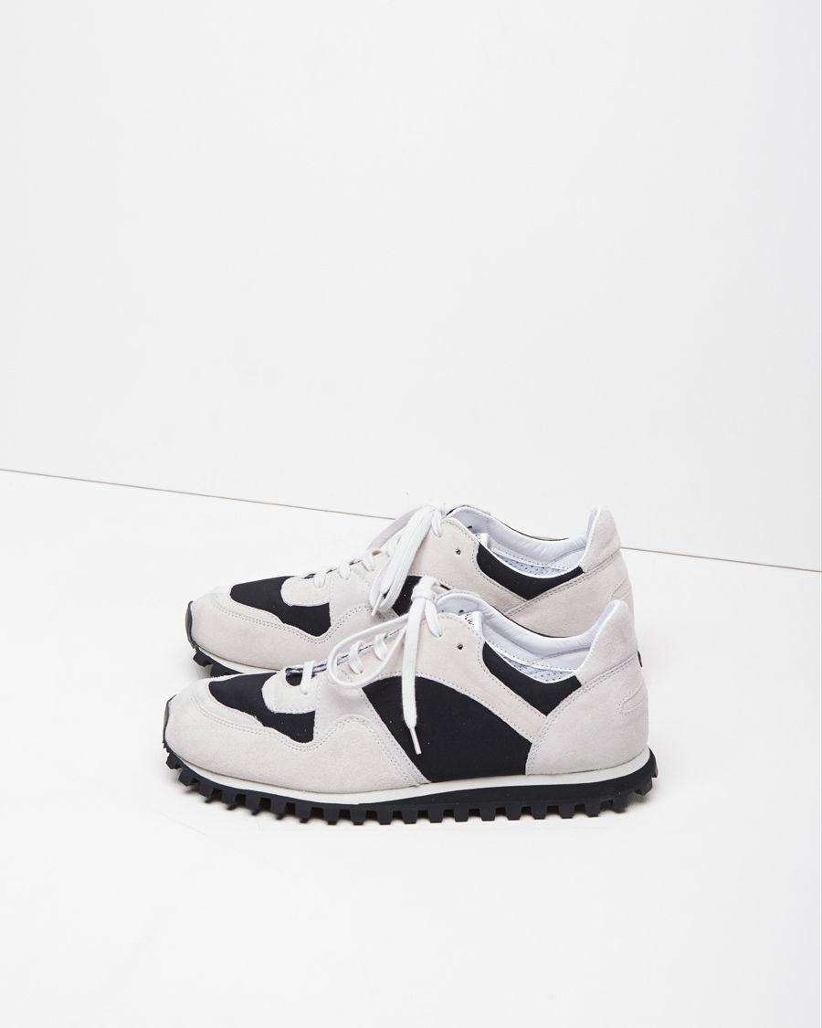 Comme des garçons Spalwart Marathon Trail Sneaker in White ...