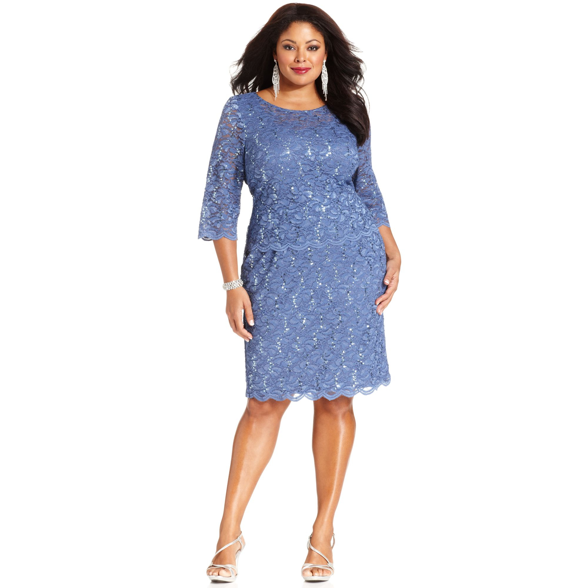 Plus Size Dresses At Macys - Ficts
