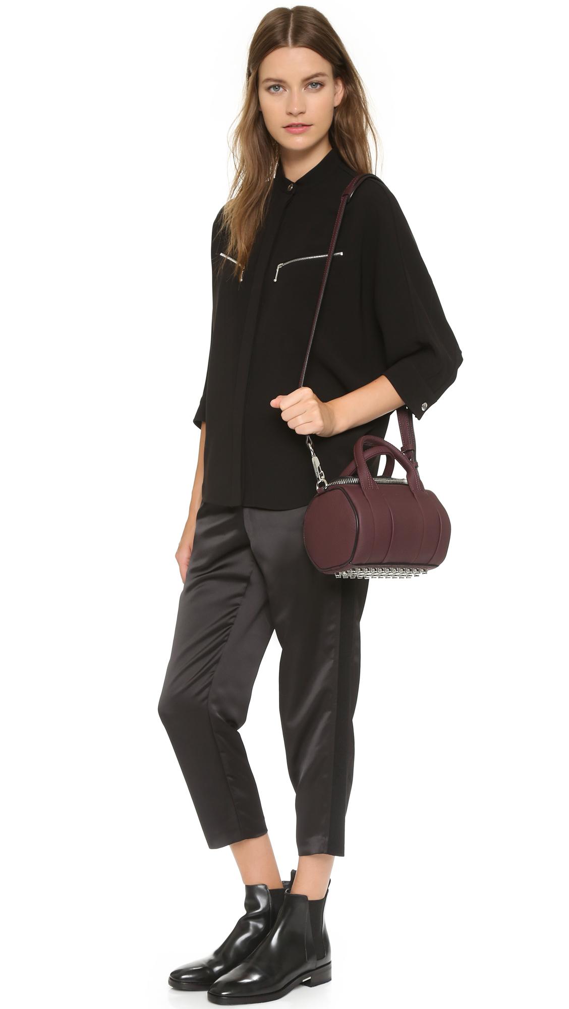 Alexander Wang Mini Rockie | Mini Designer Handbags ...