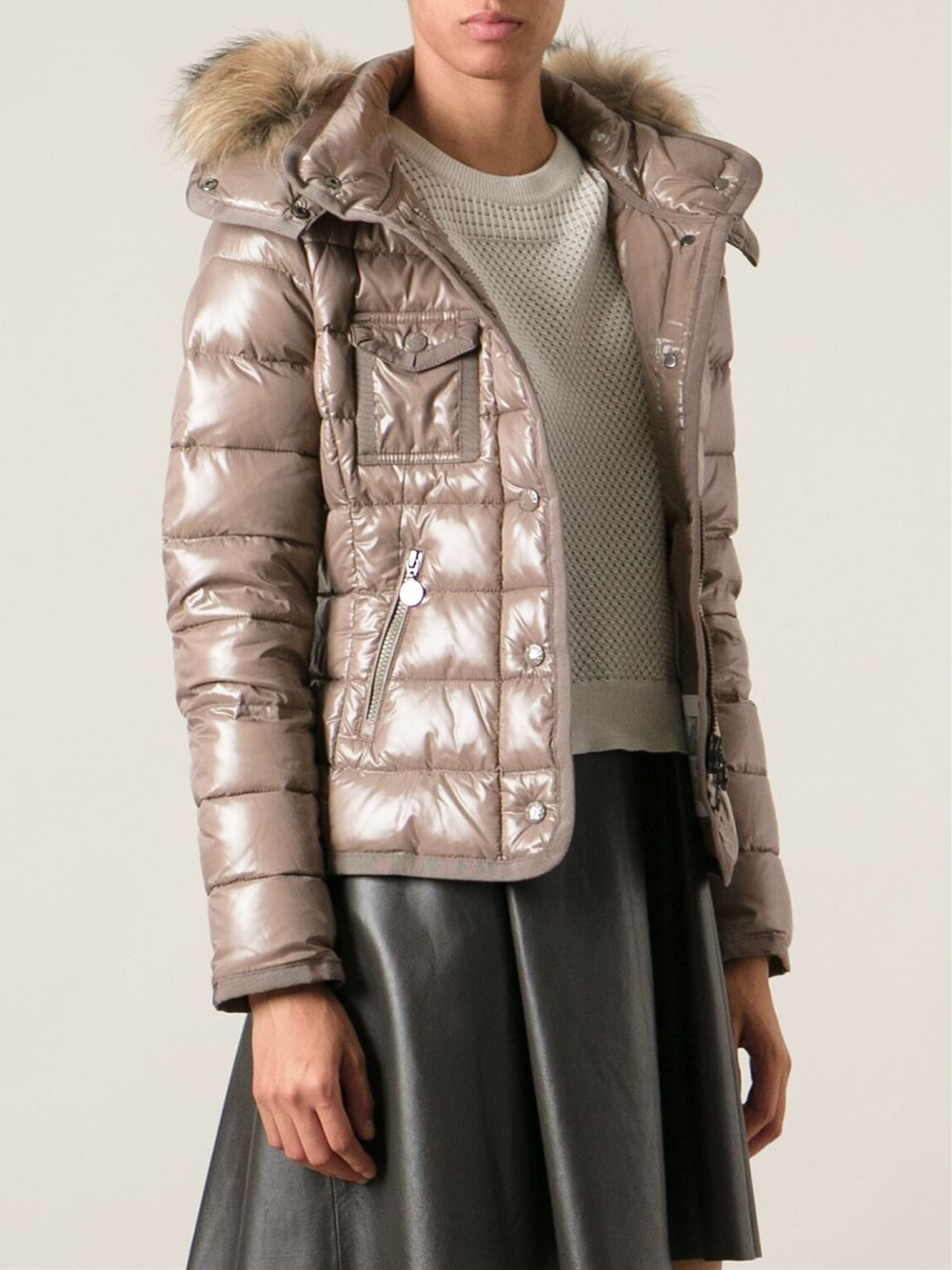 moncler armoise brown