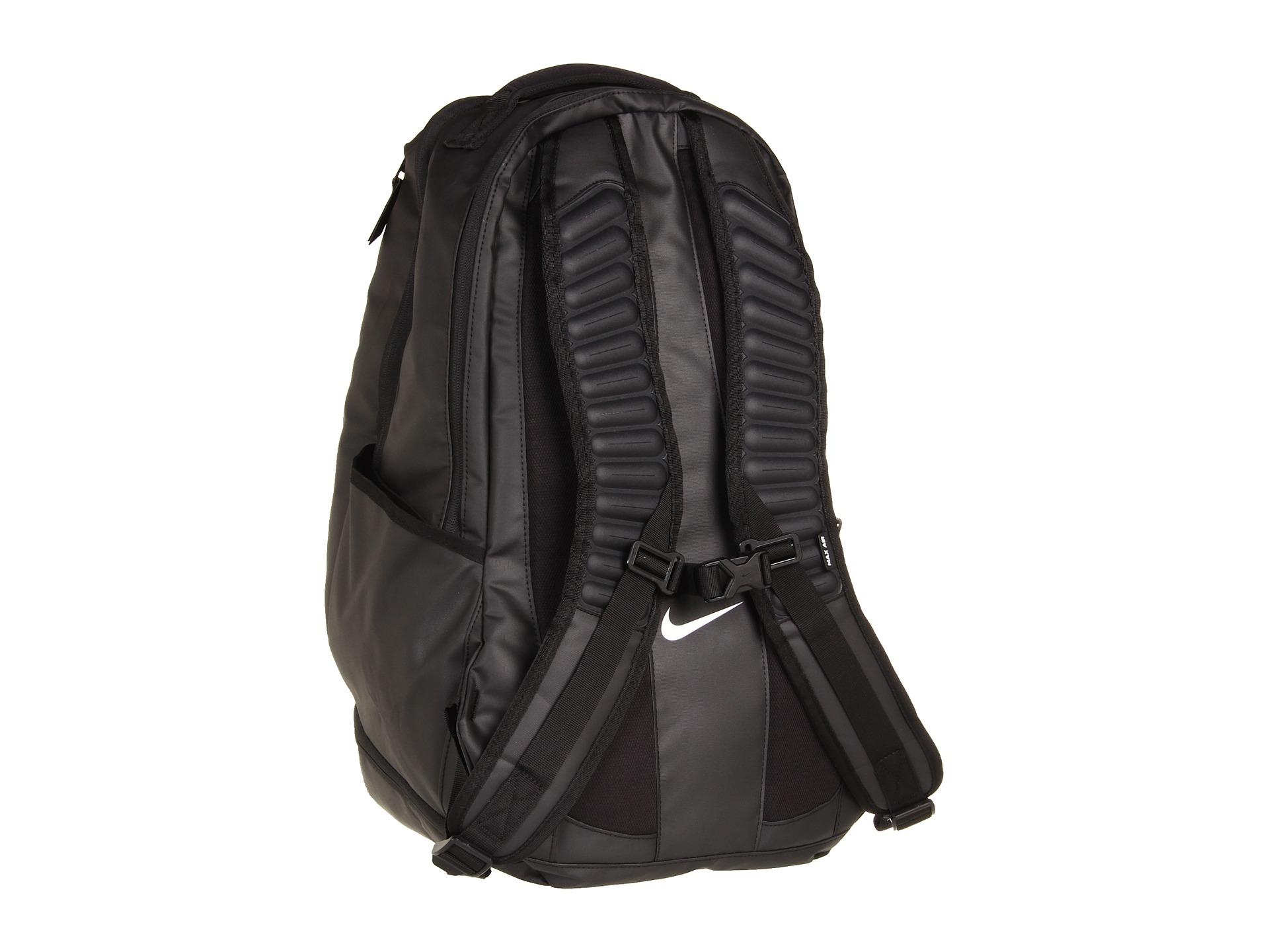 max air gear black backpack nike