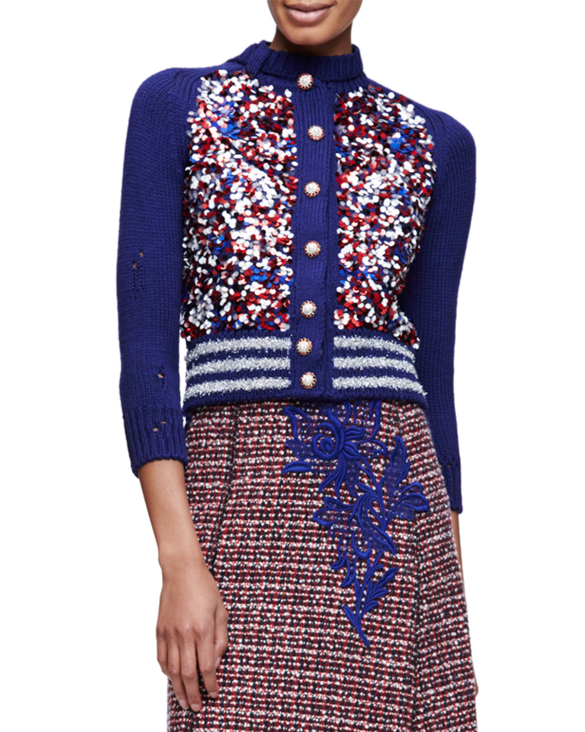 marc-jacobs-navy-34-sleeve-sequined-card