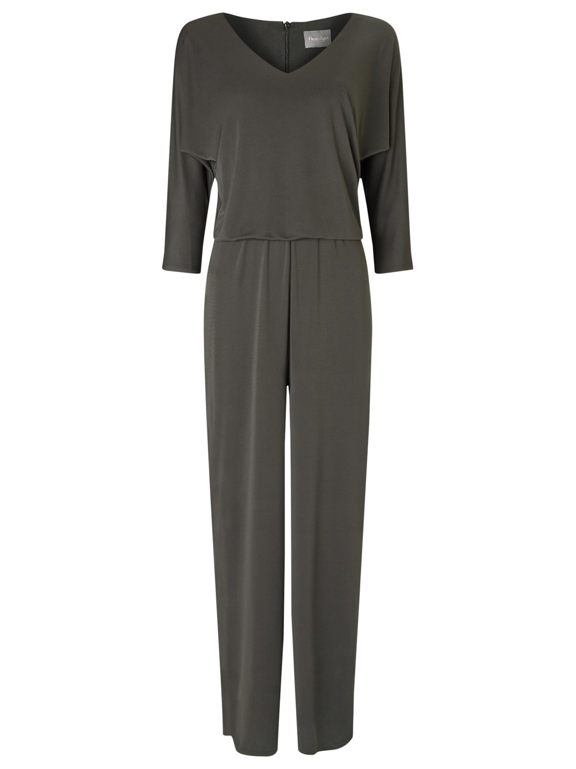 29a49a97ffe Phase Eight Cindy Batwing Jumpsuit in Green - Lyst