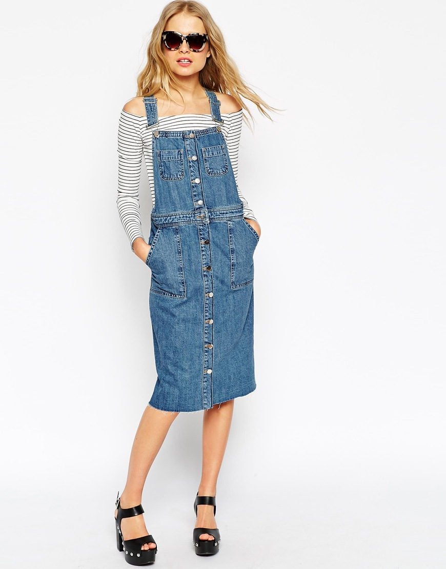 Buy products related to denim overalls dress products and see what customers say about denim overalls dress products on truexfilepv.cf FREE DELIVERY possible on eligible purchases.
