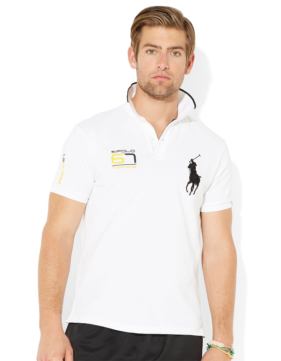 Lyst Polo Ralph Lauren Performance Big Pony Polo Shirt