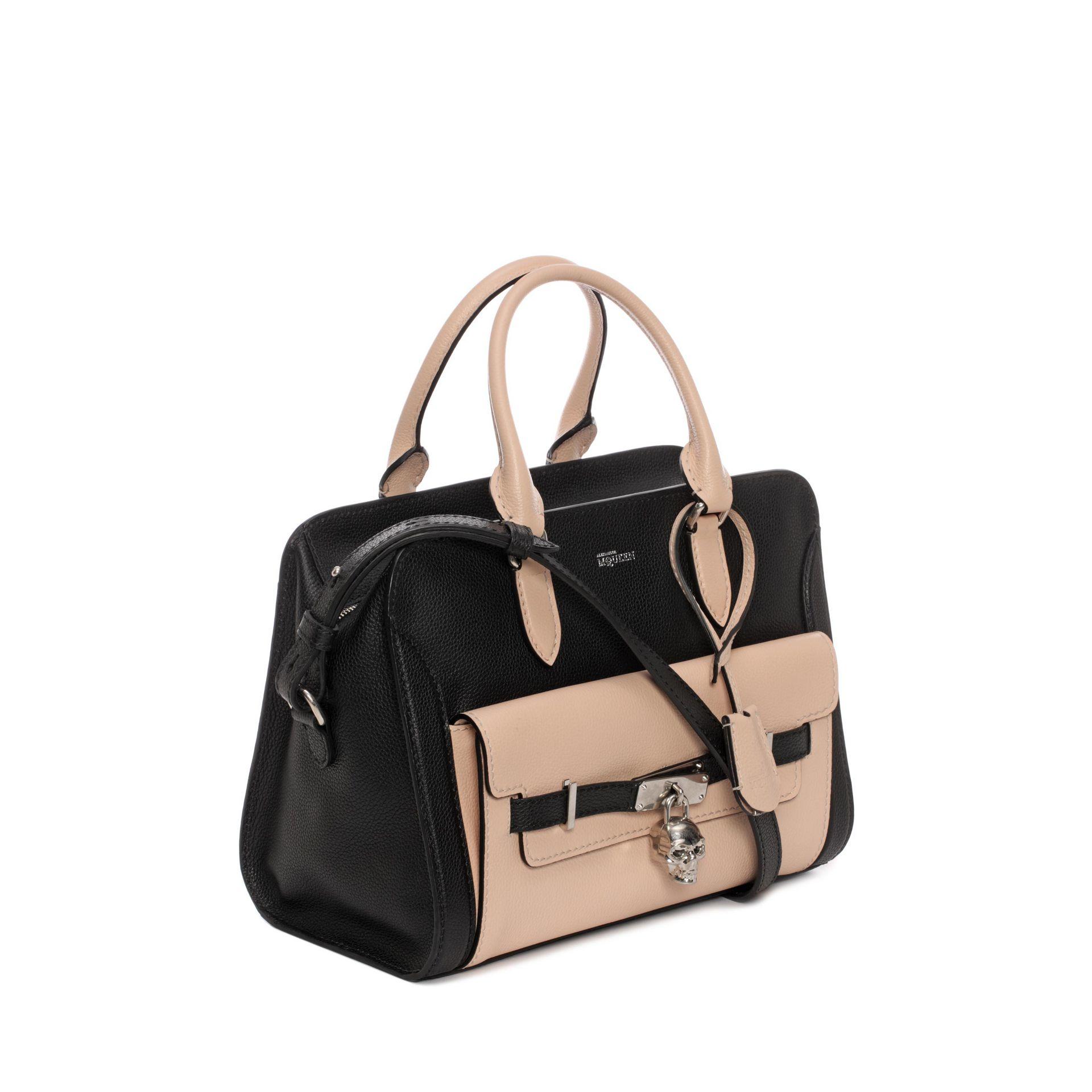 Alexander McQueen zipped shoulder bag Cheap Classic 6q3jKZKDau