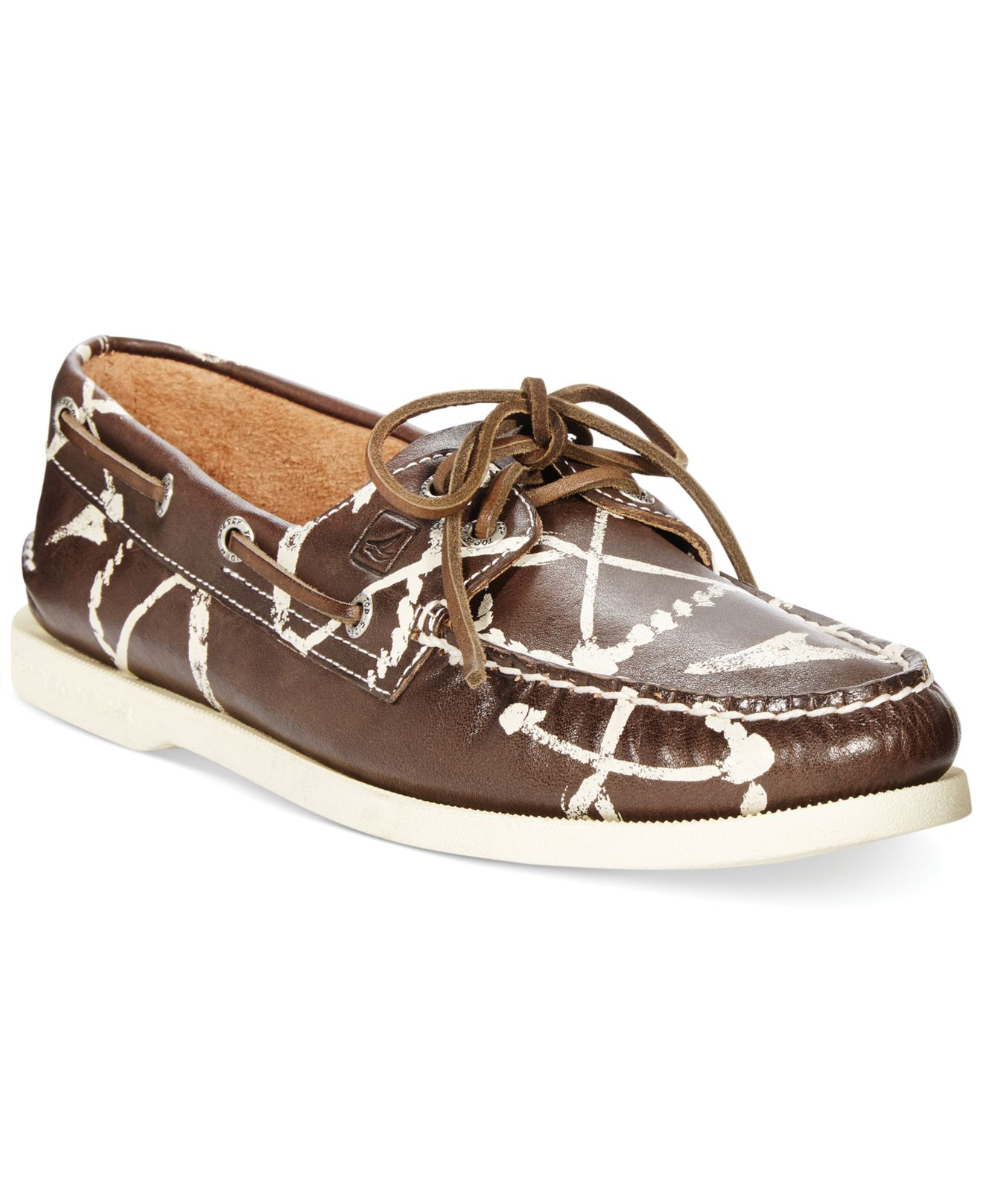 Sperry Top Sider Anchor Shoes