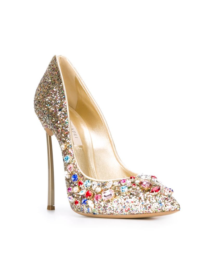 Casadei embellished pumps pictures 2014 unisex cheap footlocker discount wide range of sale official site RF8glPBgN