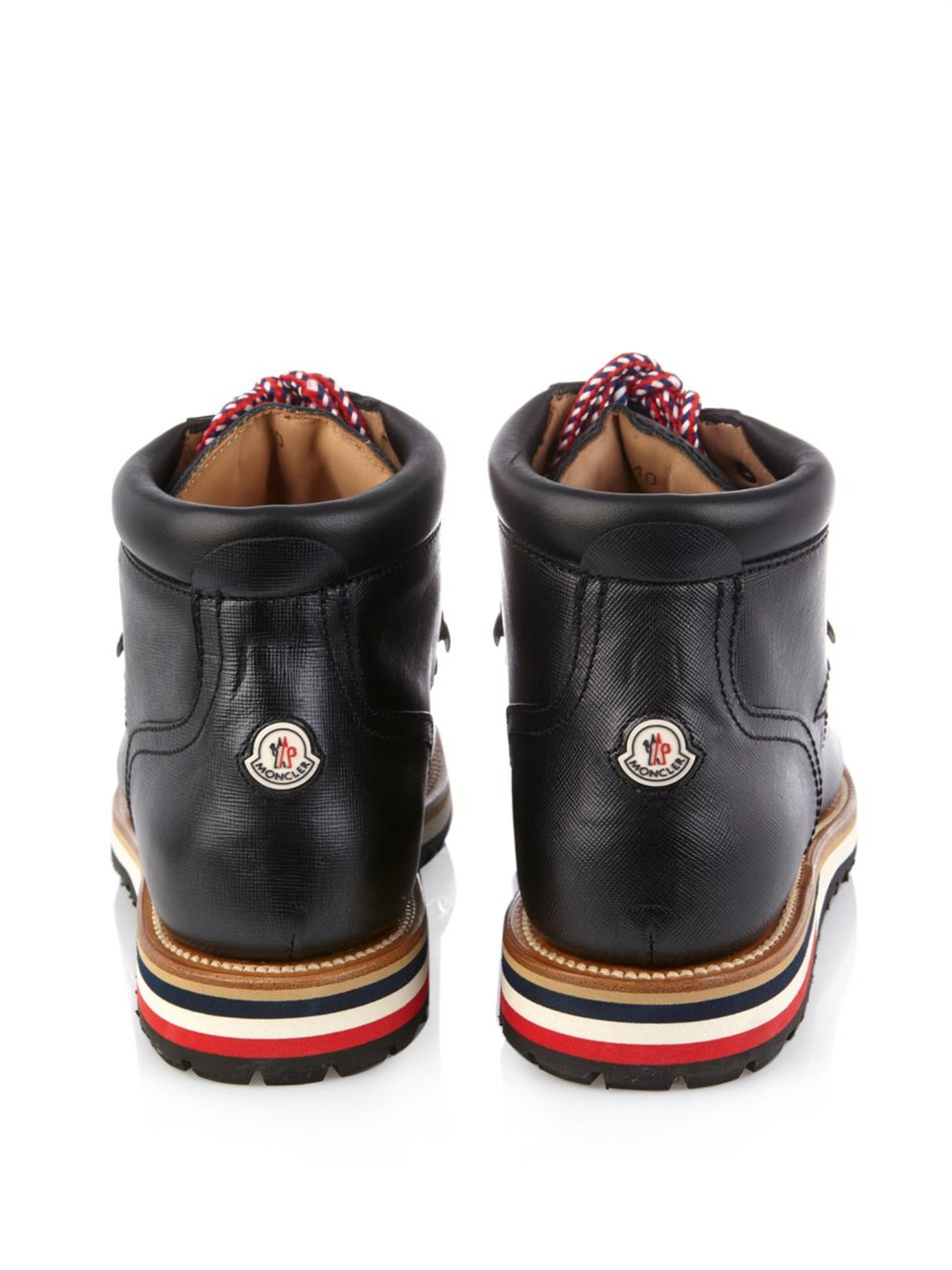 Moncler Leather Ankle Boots YyQzAHUnKU