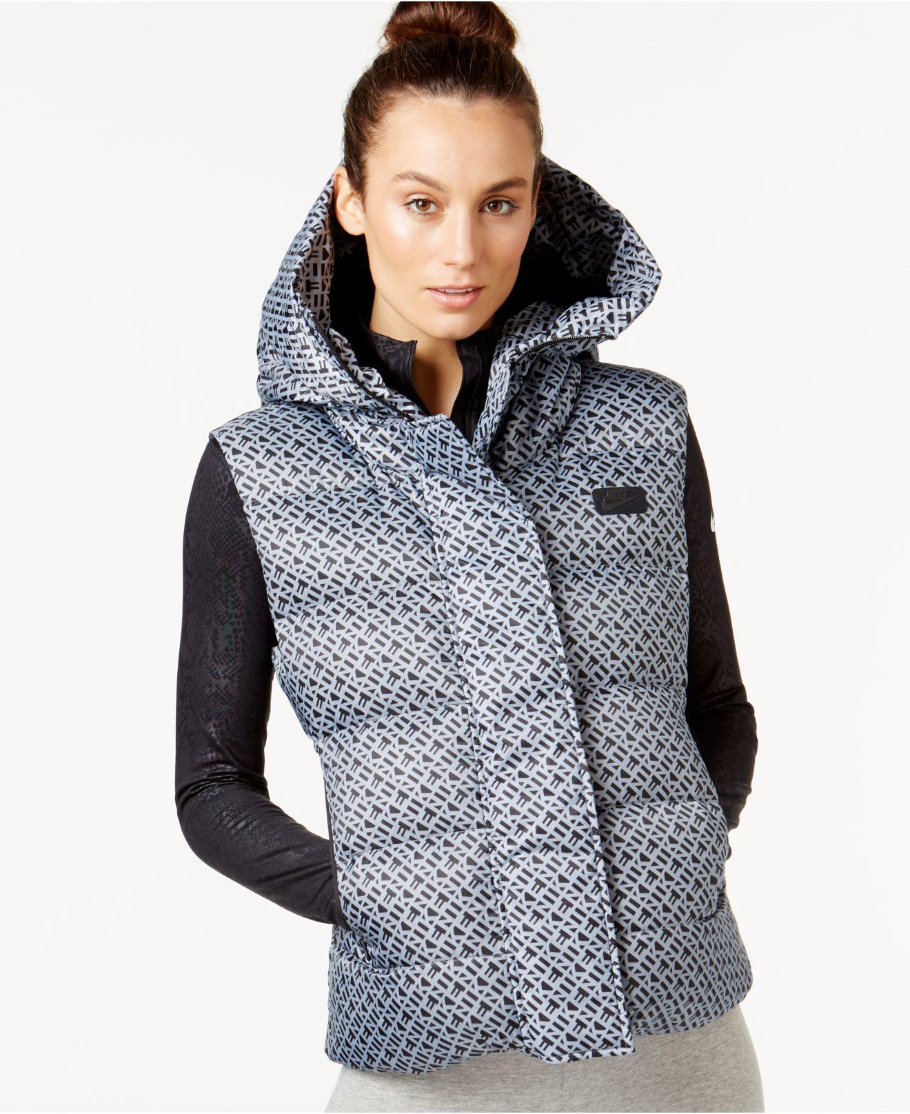 24996abeacf4 Nike Down Vest With Hood unit4motors.co.uk