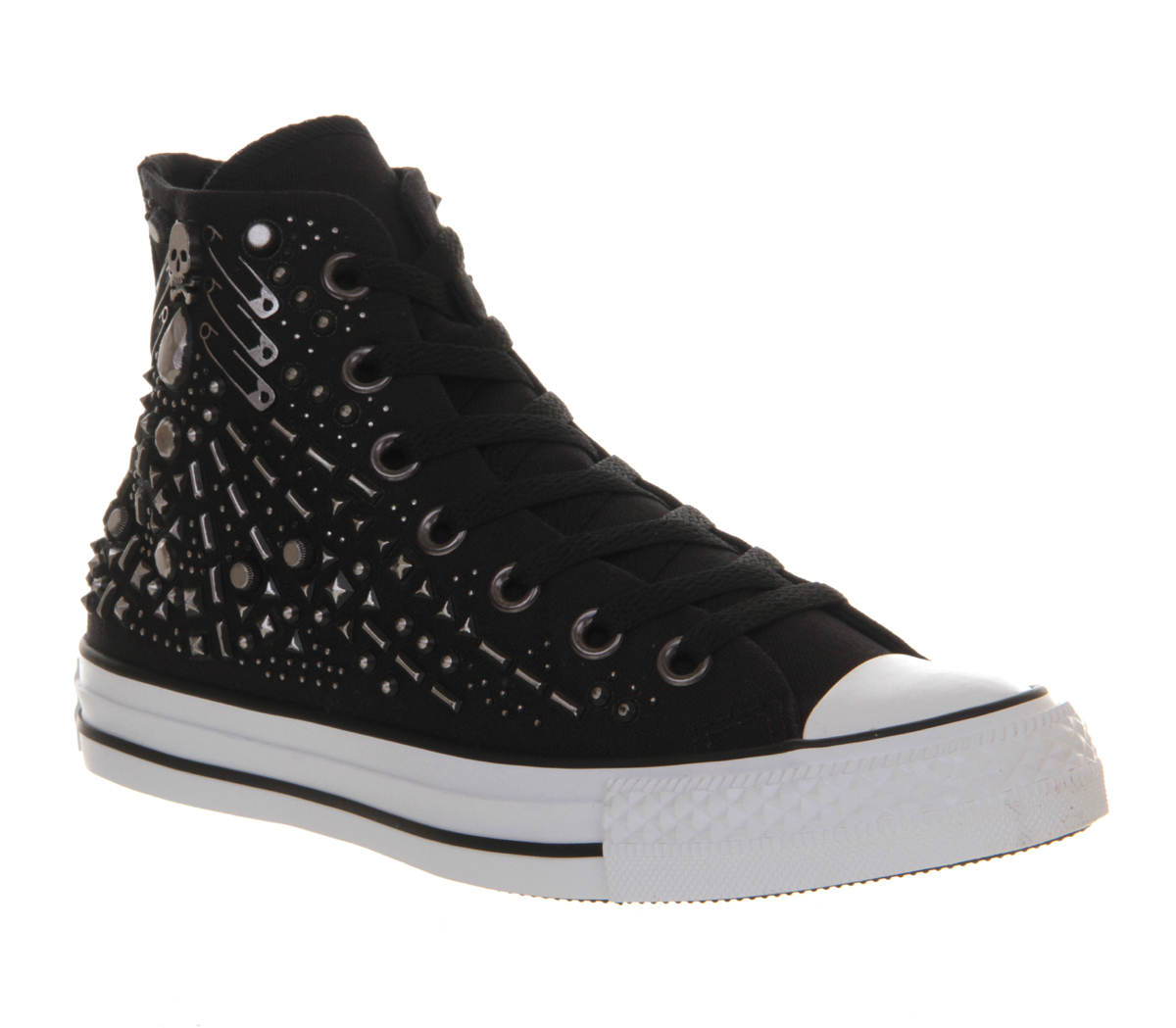 Lyst Converse High Tops Amp Sneakers In Black
