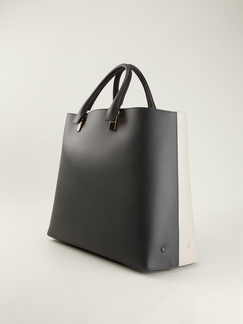 Chlo¨¦ Baylee Tote Bag in Black | Lyst