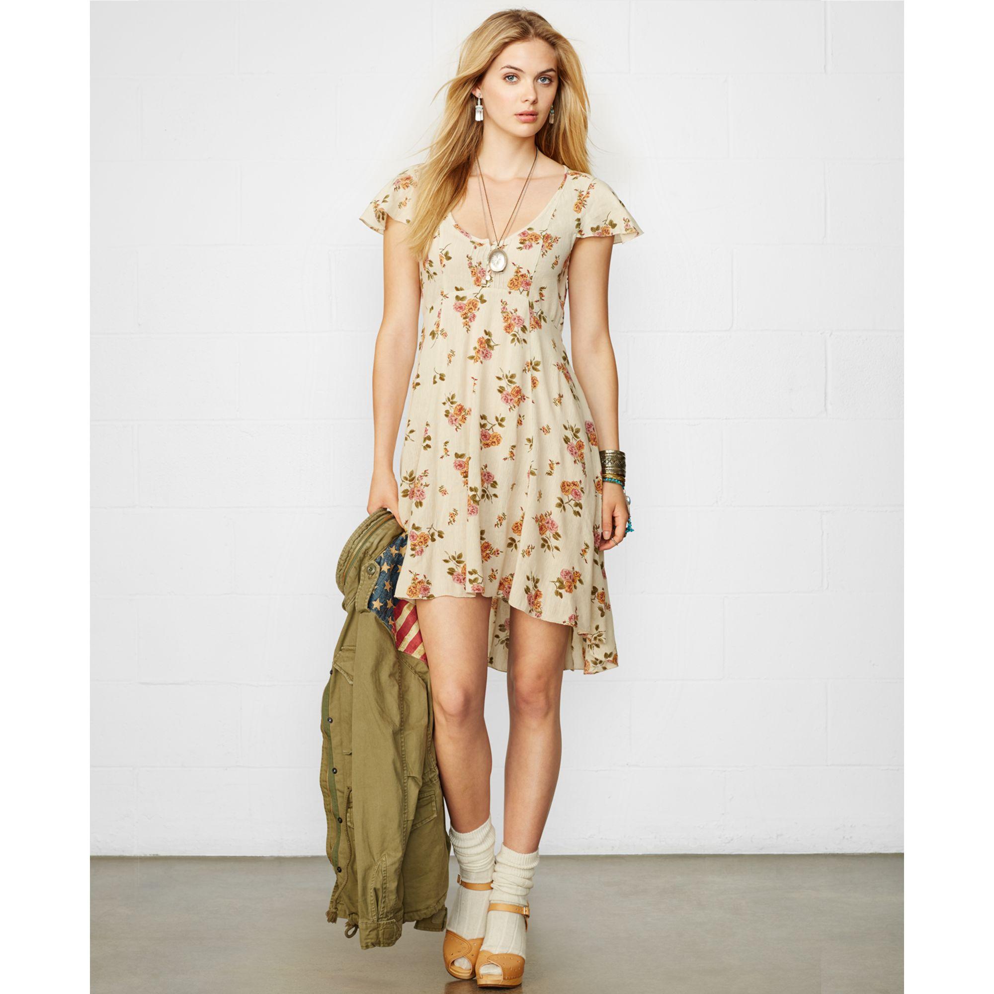 fe3e9744b41 Denim And Supply Ralph Lauren Wrap Tie Maxi Dress