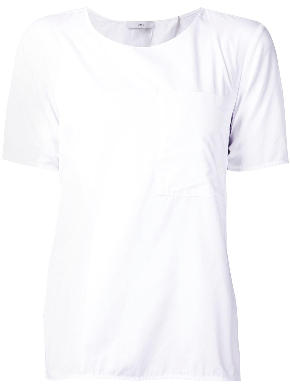 Black t shirt white cross on back - Gallery