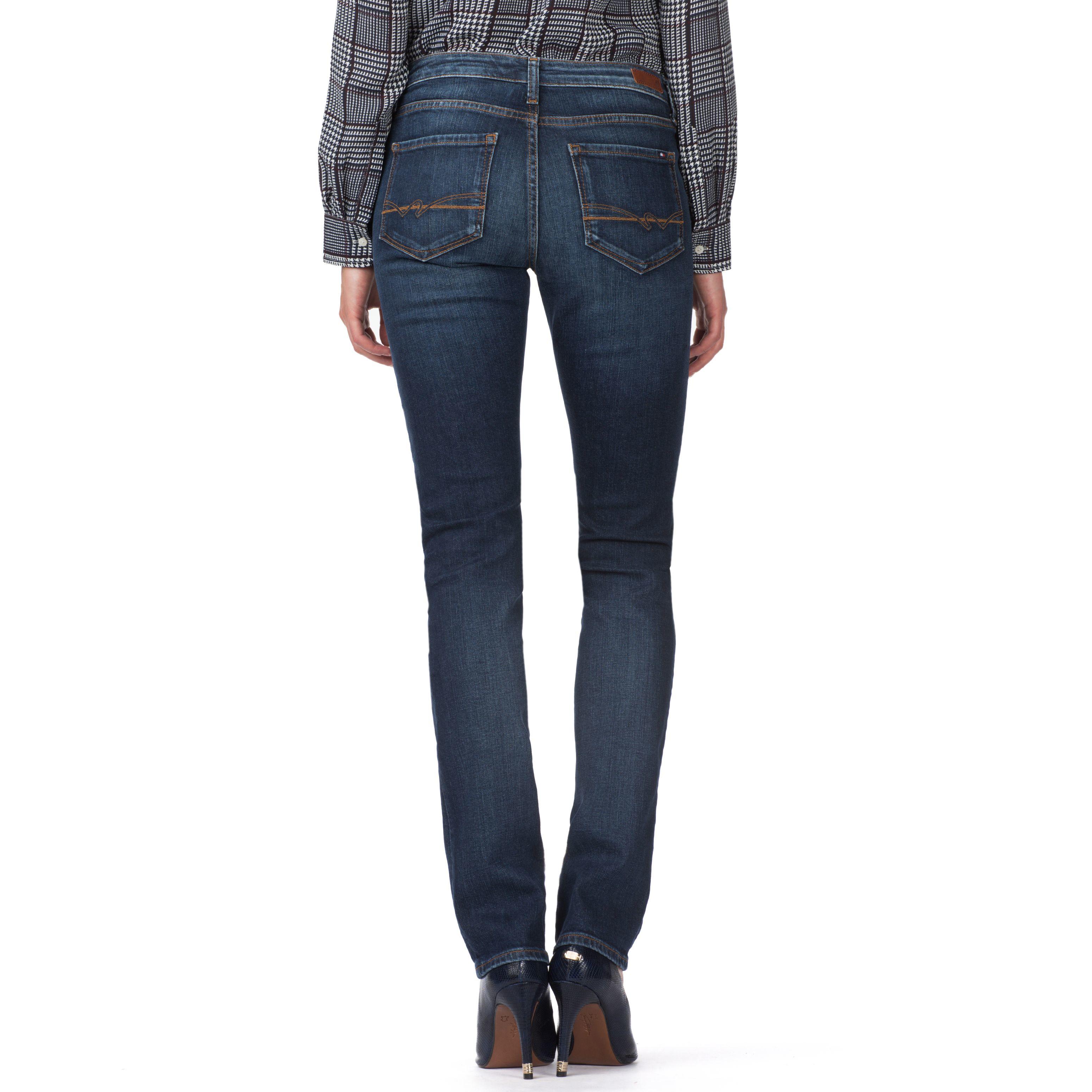 tommy hilfiger rome absolute blue jeans in blue lyst. Black Bedroom Furniture Sets. Home Design Ideas
