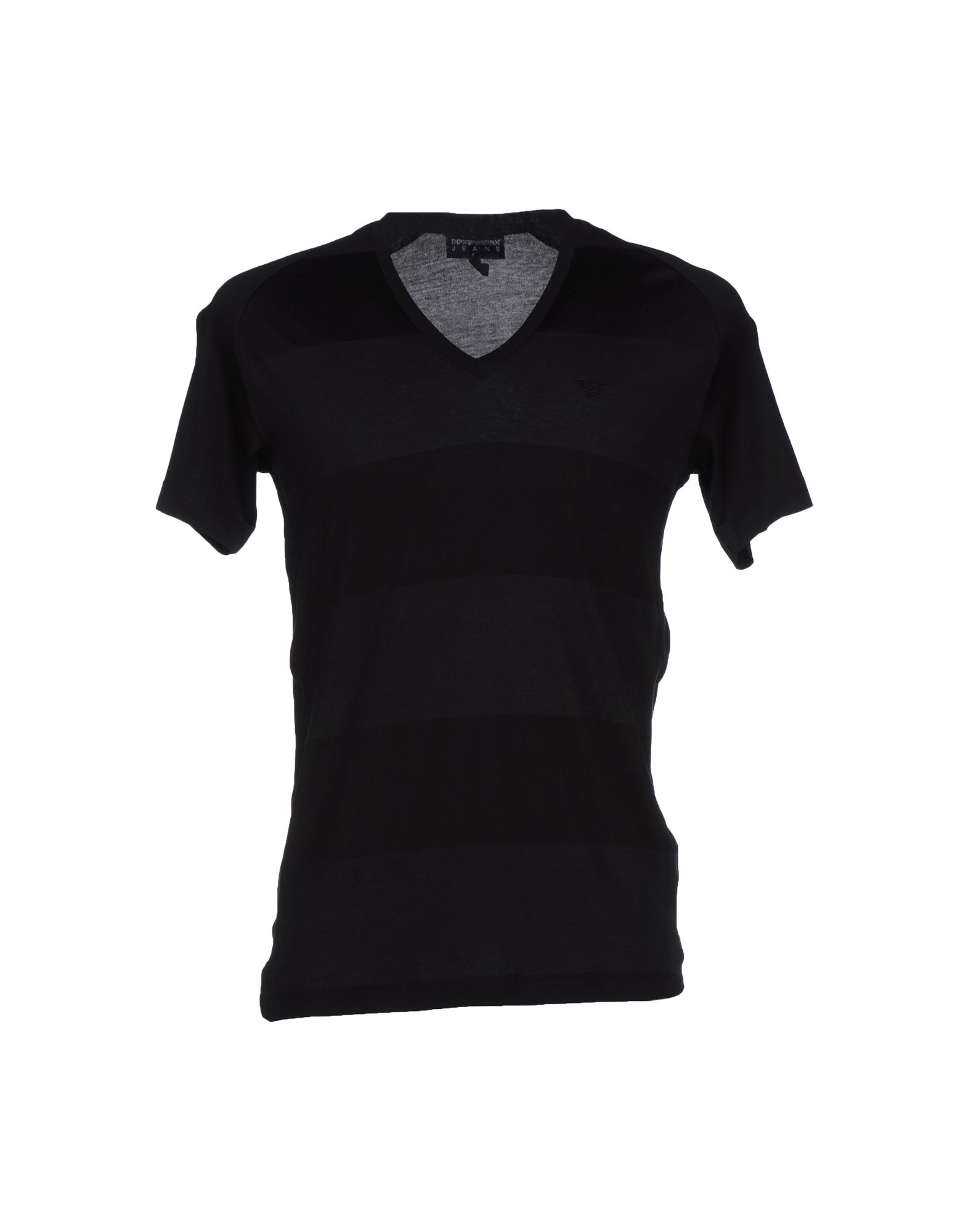 Emporio Armani T Shirt In Black For Men Save 67 Lyst