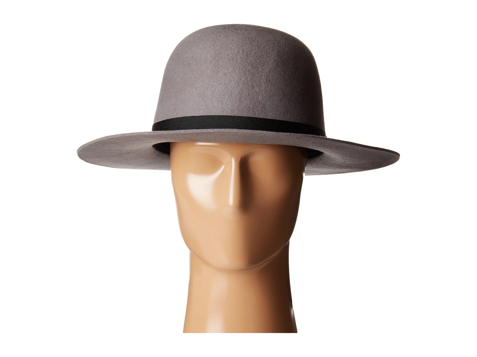 0e73961c50f1c ... best lyst brixton colton hat in gray bdf39 bc380