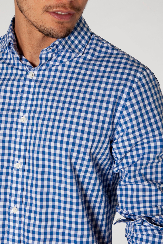 Mens Cutaway Collar Dress Shirts