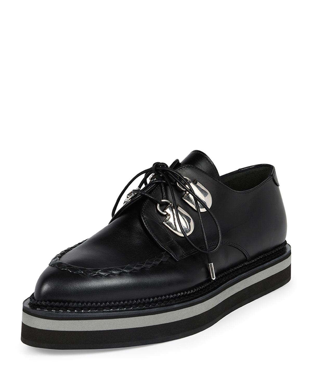 Alexander Mcqueen Chaussures À Lacets cpAeBqqq