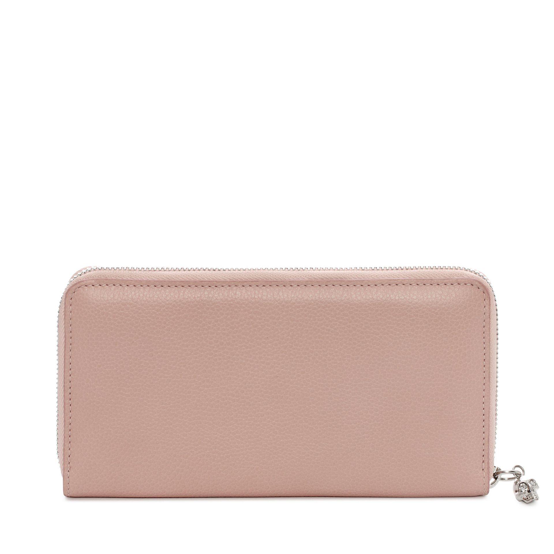 all around zip wallet - Pink & Purple Alexander McQueen HadbMz