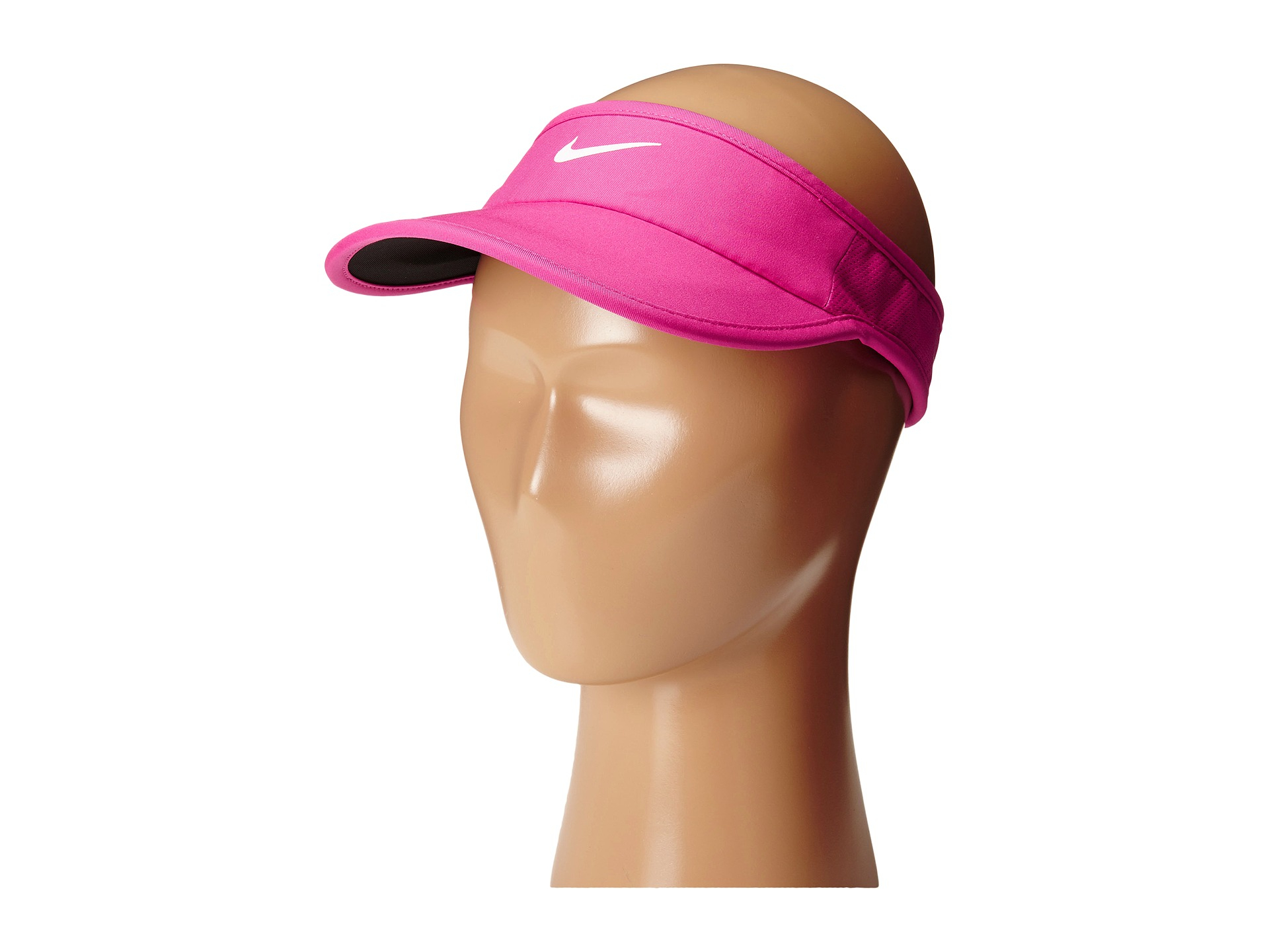 Lyst - Nike Featherlight 2.0 Visor in Pink 42387738ad71
