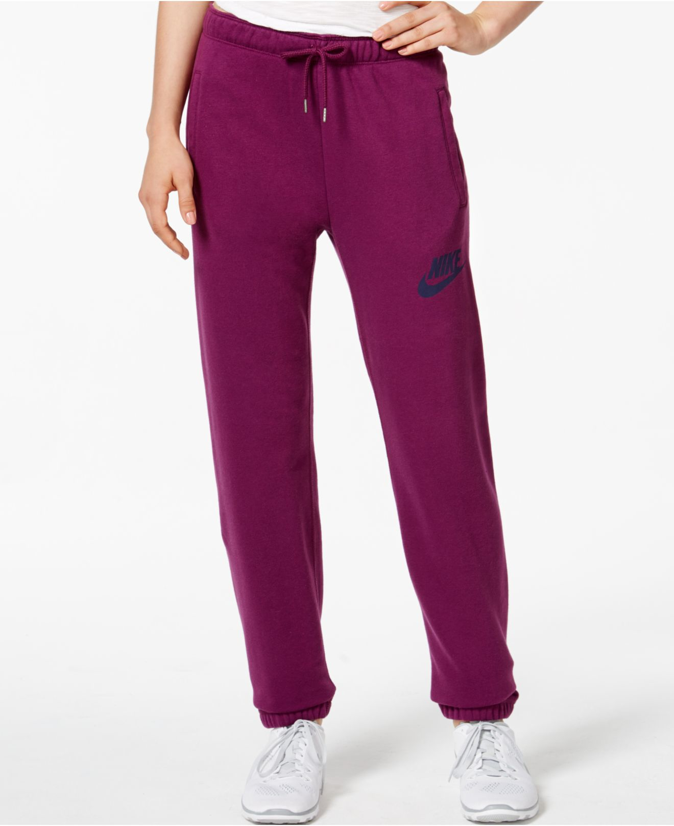 Fantastic Nike Rally Quilted Jogger Sweatpants  Pants  Women  Macy39s