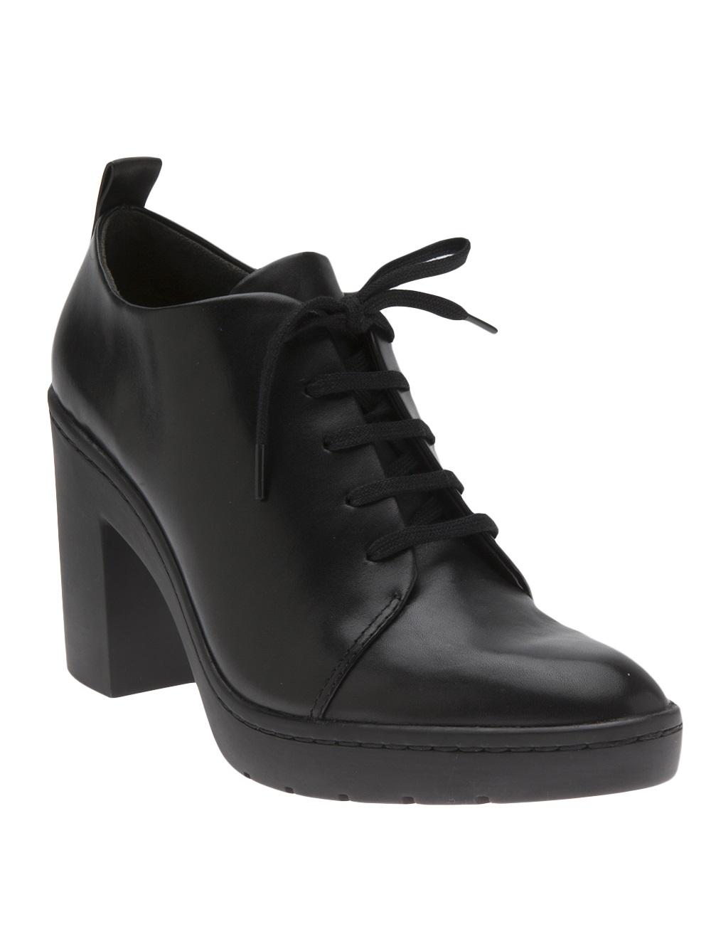 67f79a500d4 Lyst - Alexander Wang Pointed Toe Dress Shoe in Black