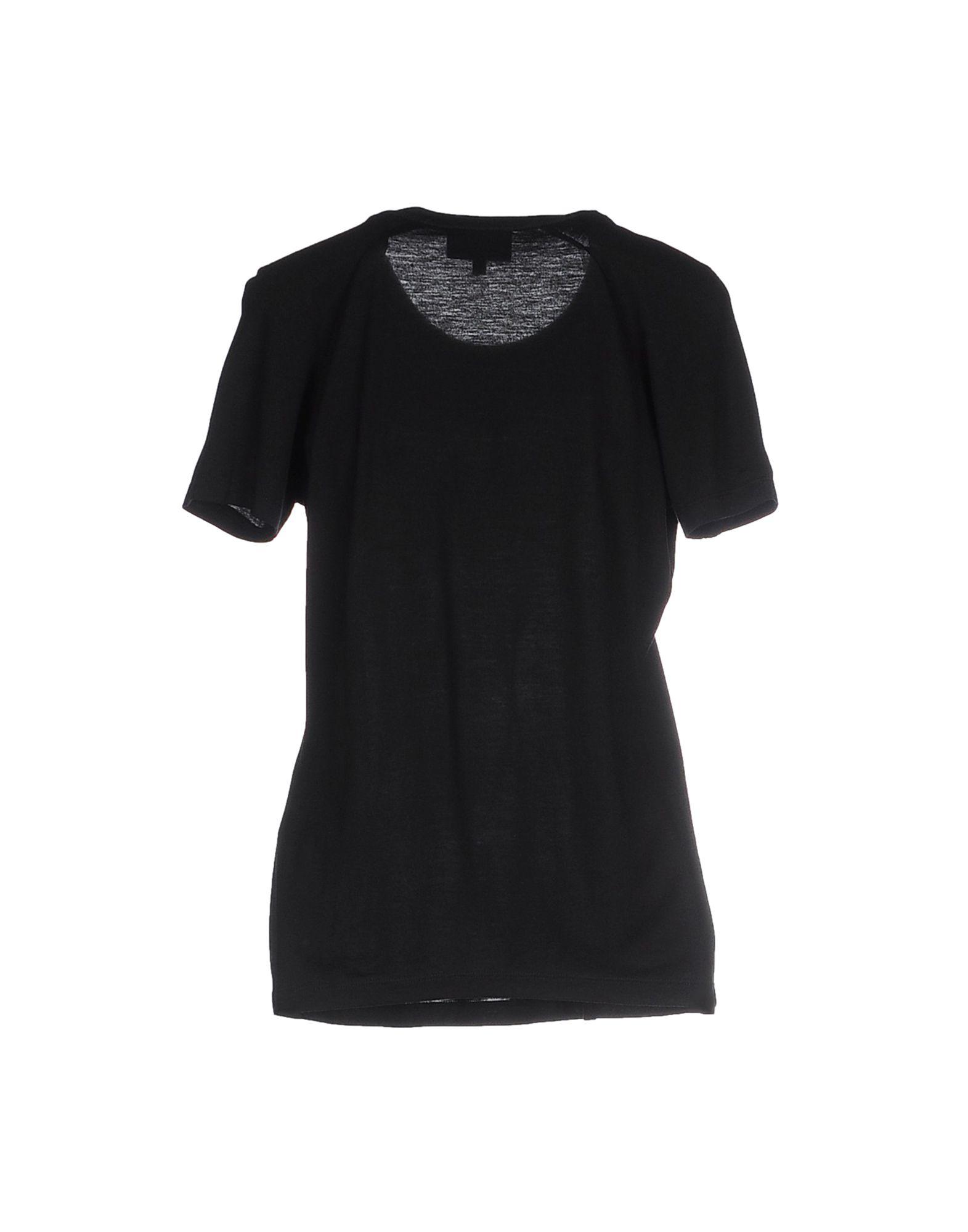 Emporio Armani T Shirt In Black Lyst