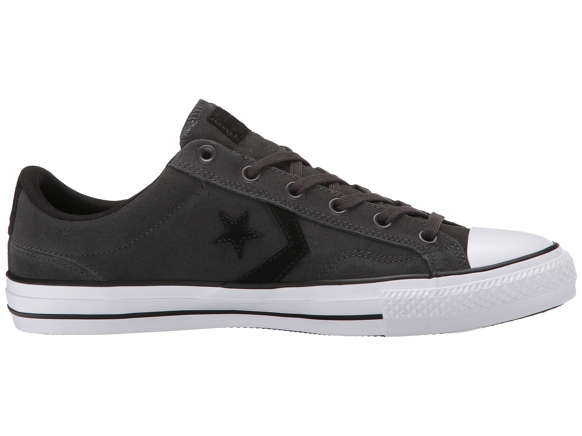 f8c3cfa665c6b1 Lyst - Converse Star Player Pro in Black for Men