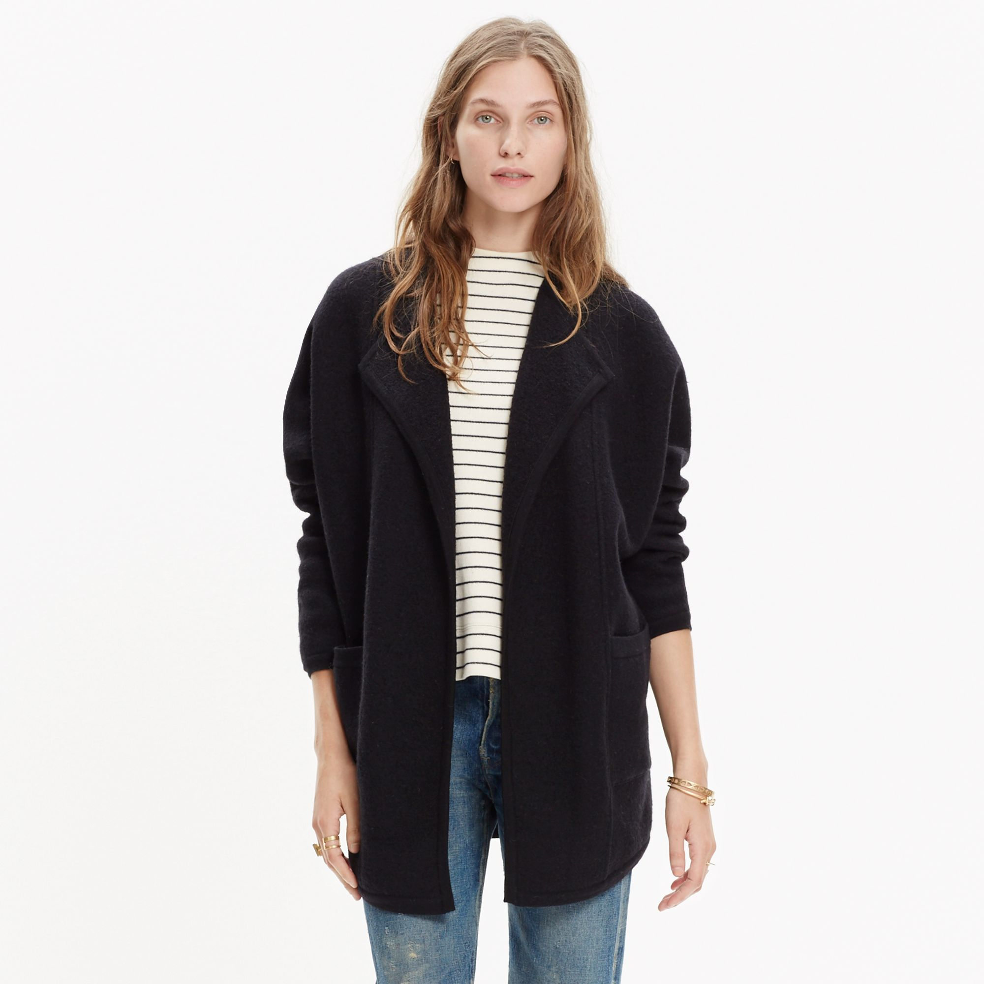 Women's sweater jackets come in both trending and classic styles. The right women's sweater coat is a personal choice that can dress up any outfit. For those days when it is too warm to wear a full jacket outdoors,sweater coats for .