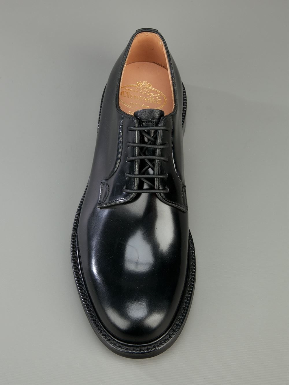 0377db1541b00 Church's Shannon Shoe in Black for Men - Lyst