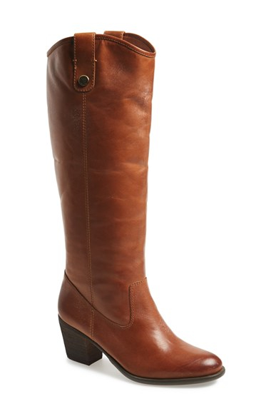 Vince Camuto Kolton Boot In Brown Rich Cognac Lyst