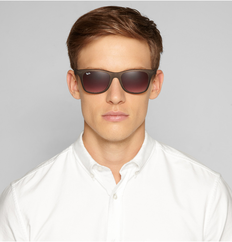 96963245ad9 Ray Ban Wayfarer Liteforce White « One More Soul