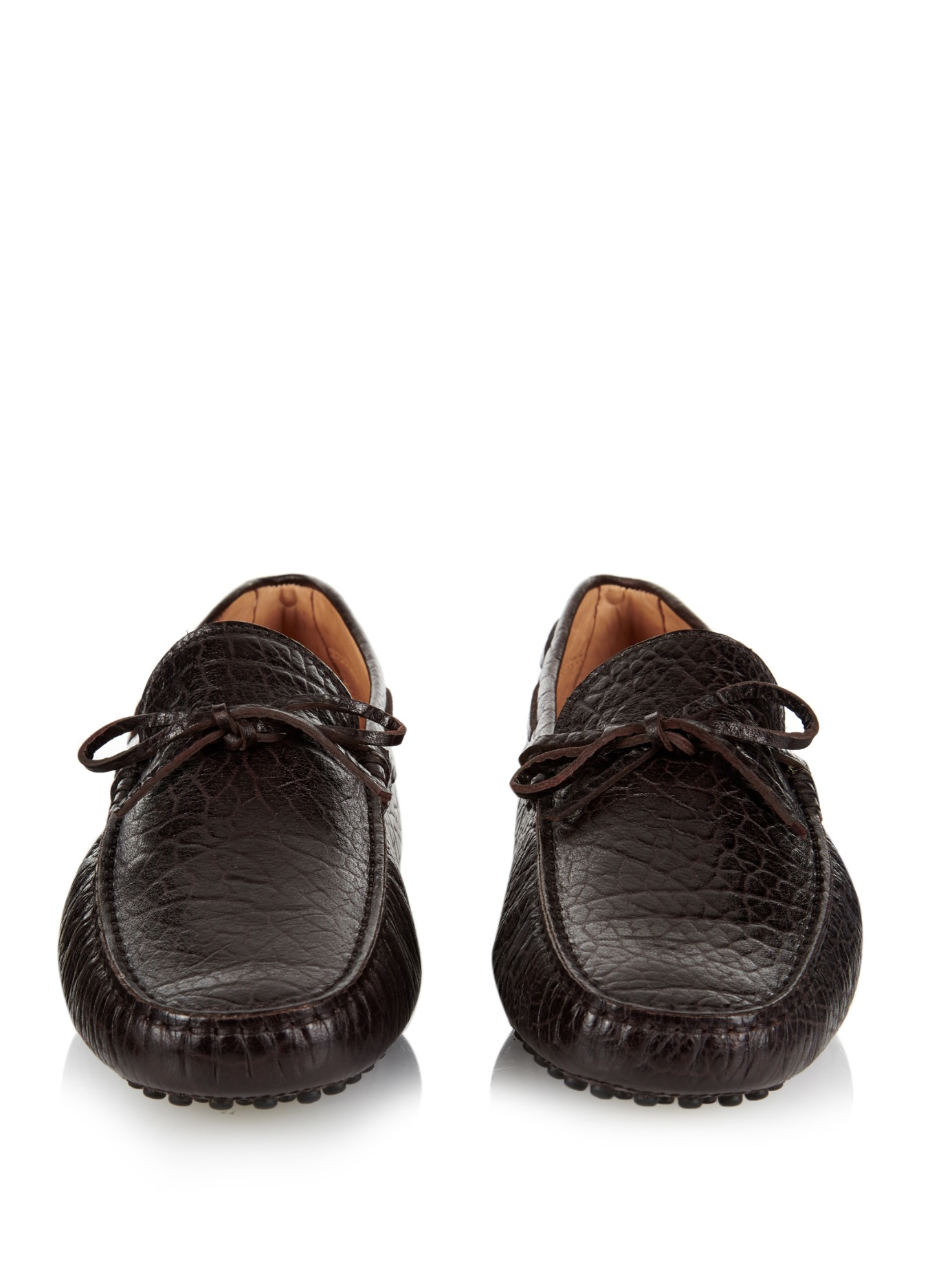 Tod's Pebbled loafers iLOgd