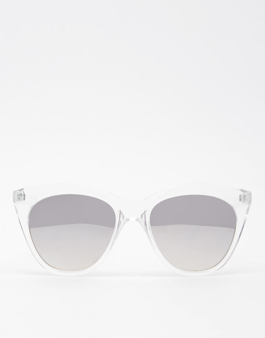 d640849066 Quay Isabell Mirror Sunglasses - Lyst