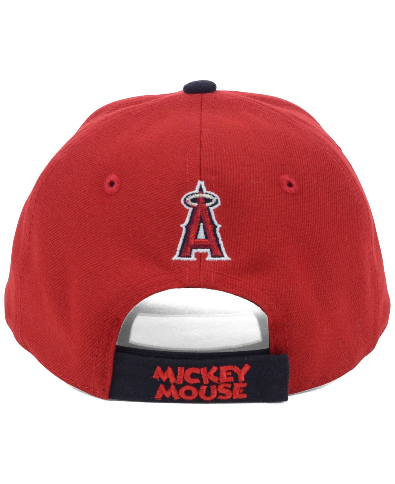a57d3b93770d9 KTZ Kids Los Angeles Angels Of Anaheim Disney Dub Adjustable Cap in ...