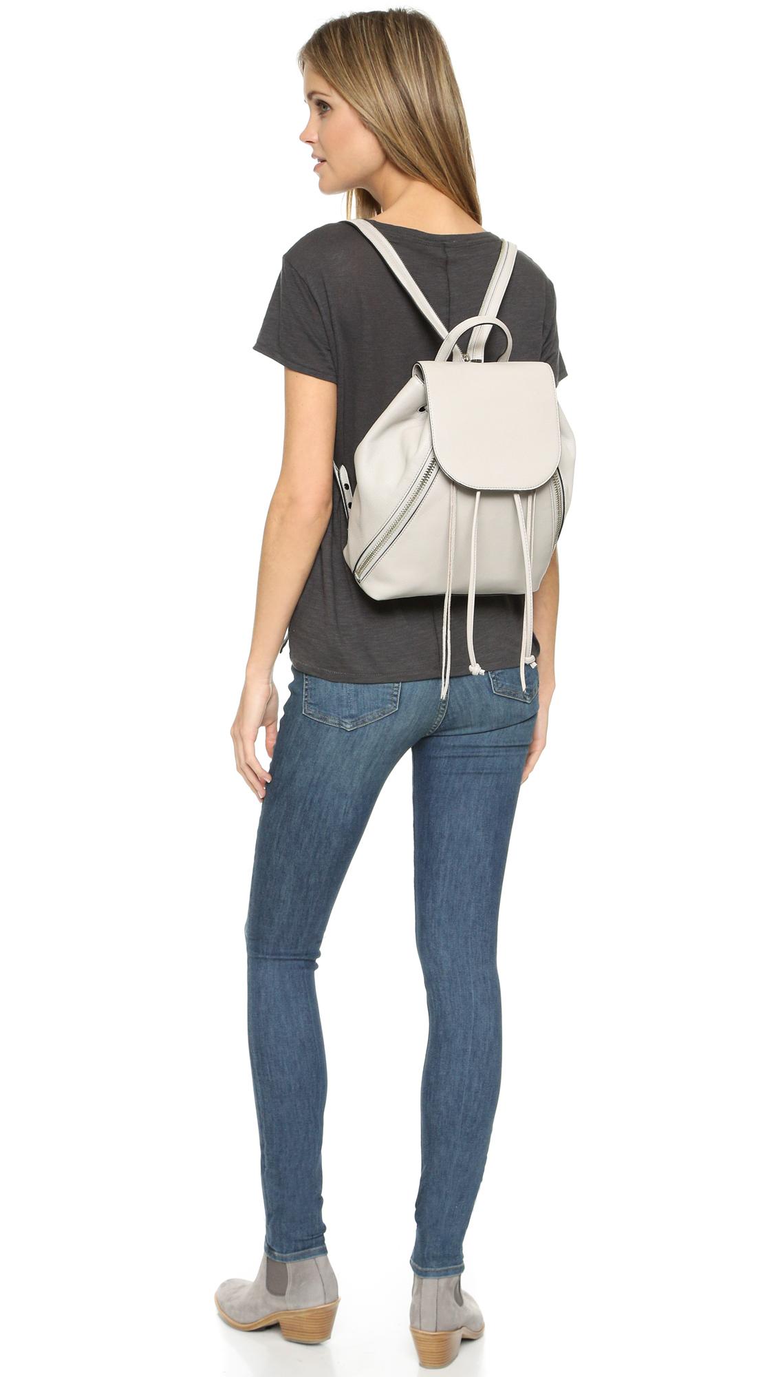 Rebecca minkoff Bryn Backpack in White