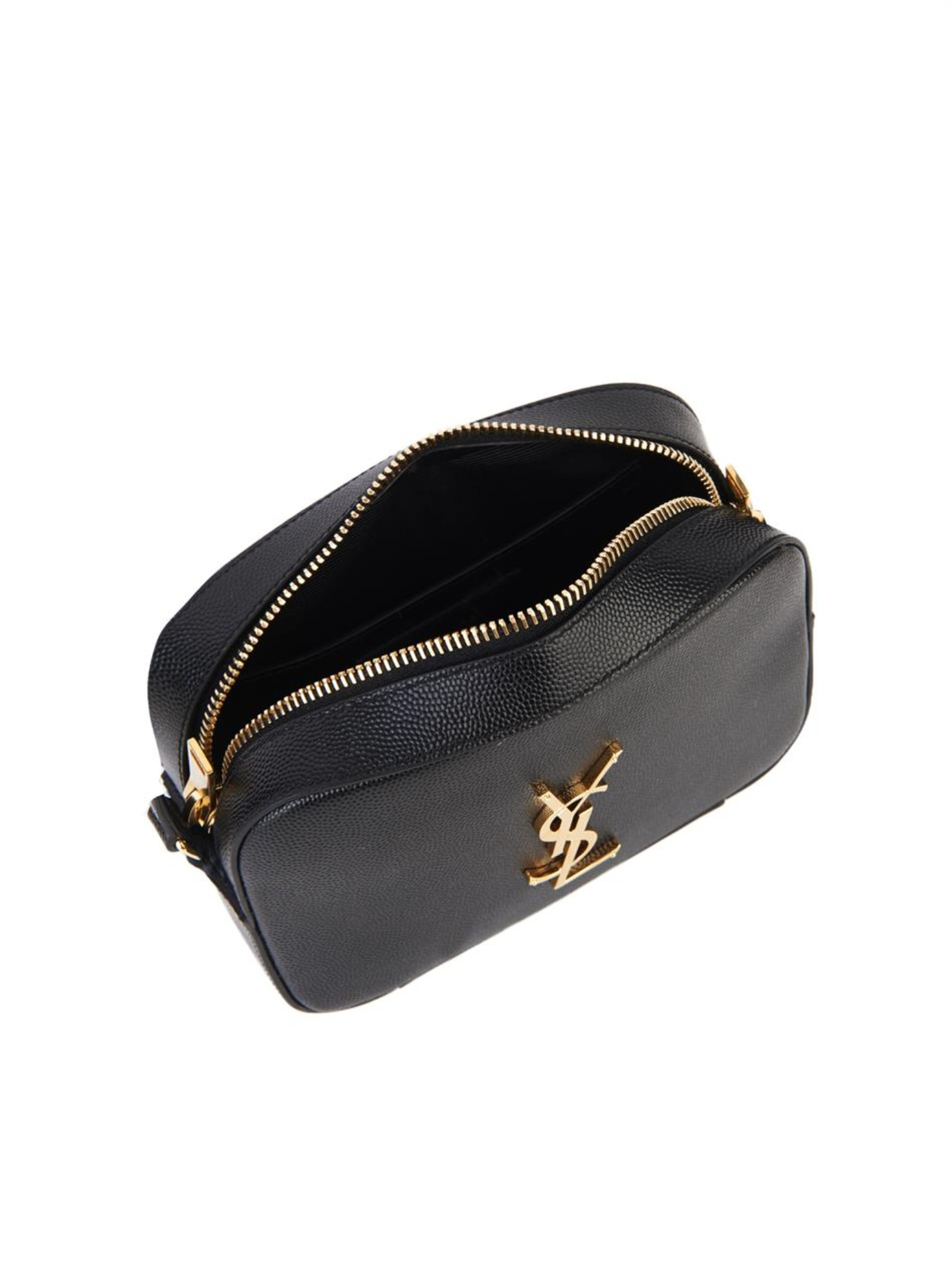 99db9f8368 ... ysl handbag sale uk - saint laurent classic small monogram saint laurent  camera bag in .
