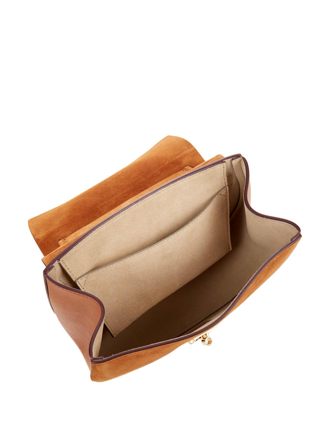chloe wallets and purses - chloe drew small suede cross-body bag, chloe bag
