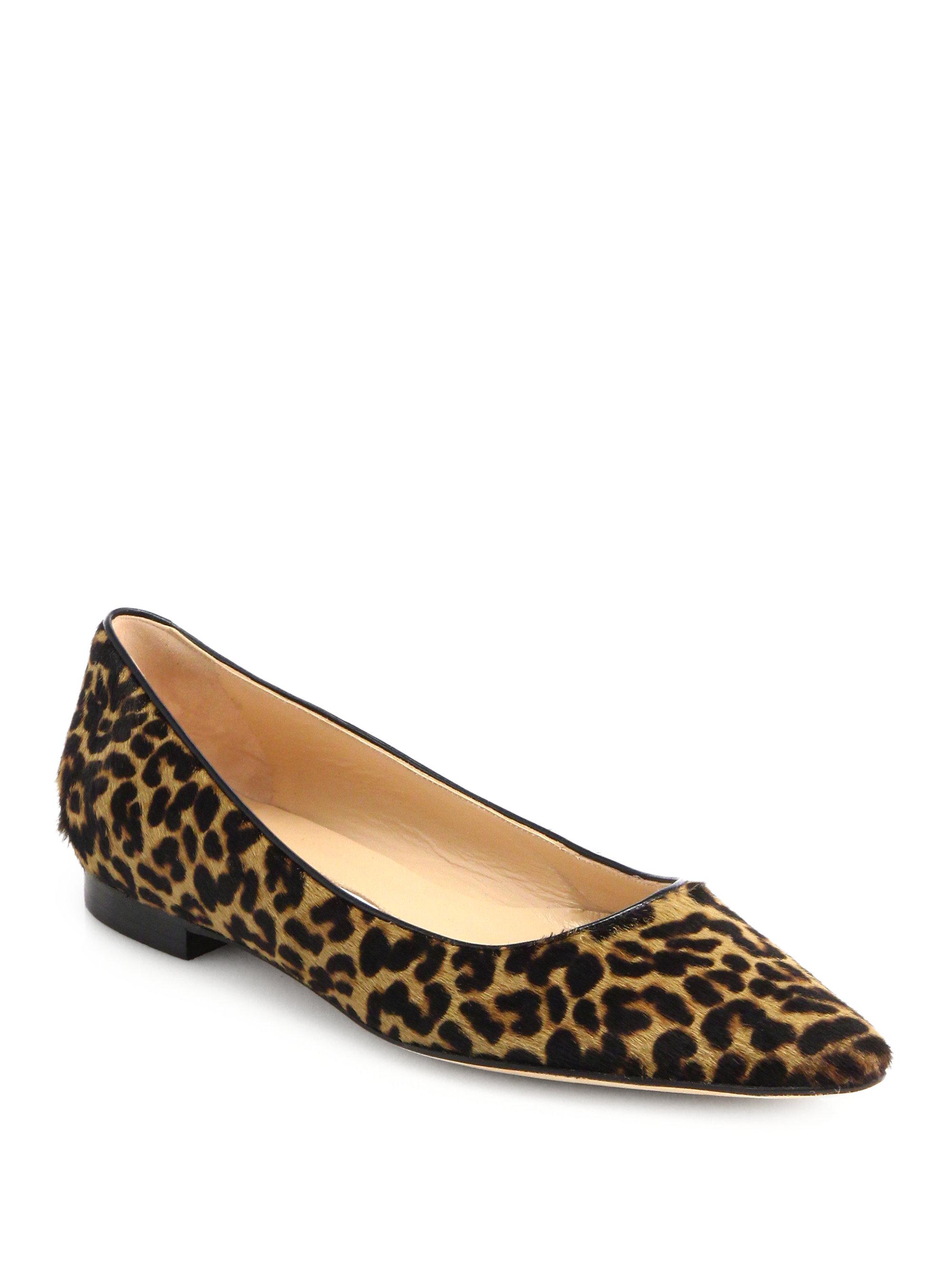 355fcd76fea7 switzerland manolo blahnik leopard flats bdeff d16c0