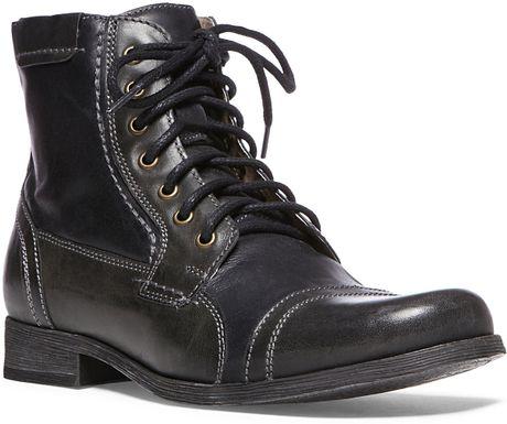 4bea4f8366c Black Platform Sandals: Steve Madden Triggah