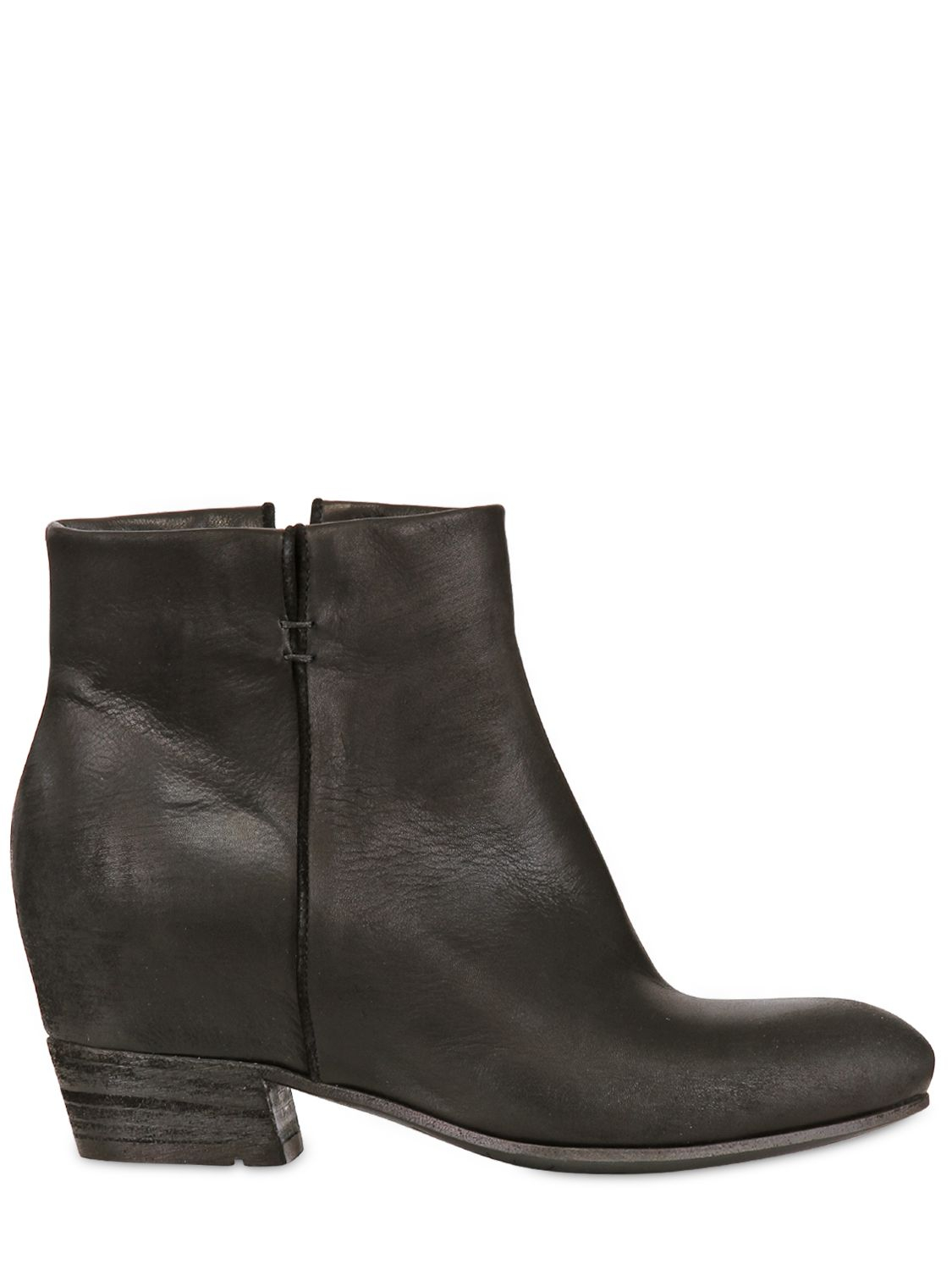 Strategia 80MM LEATHER ANKLE BOOTS NByWftm9
