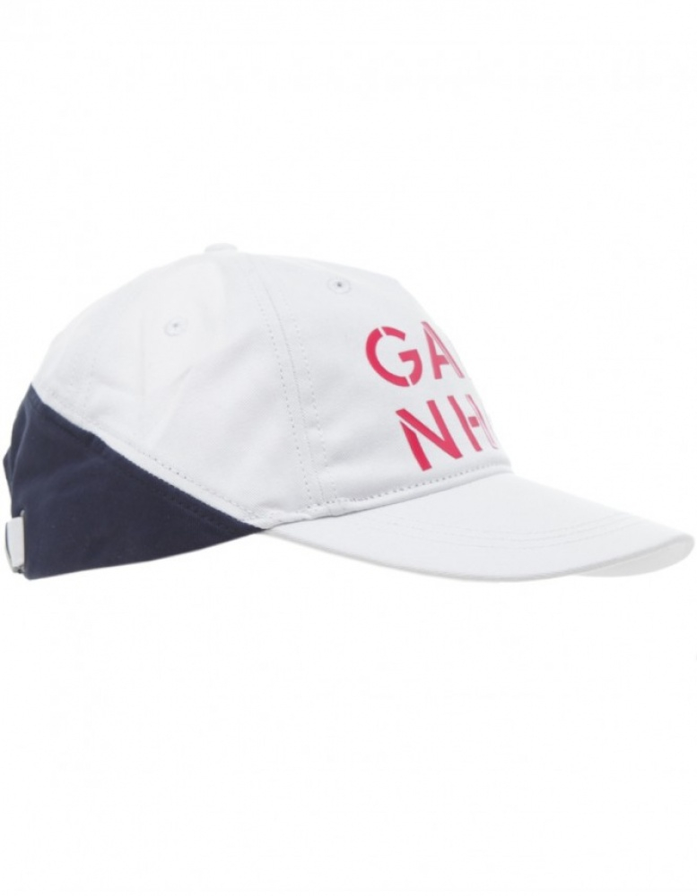 a9ec3dec589 Lyst - GANT New Haven 49 Sailing Cap in White for Men