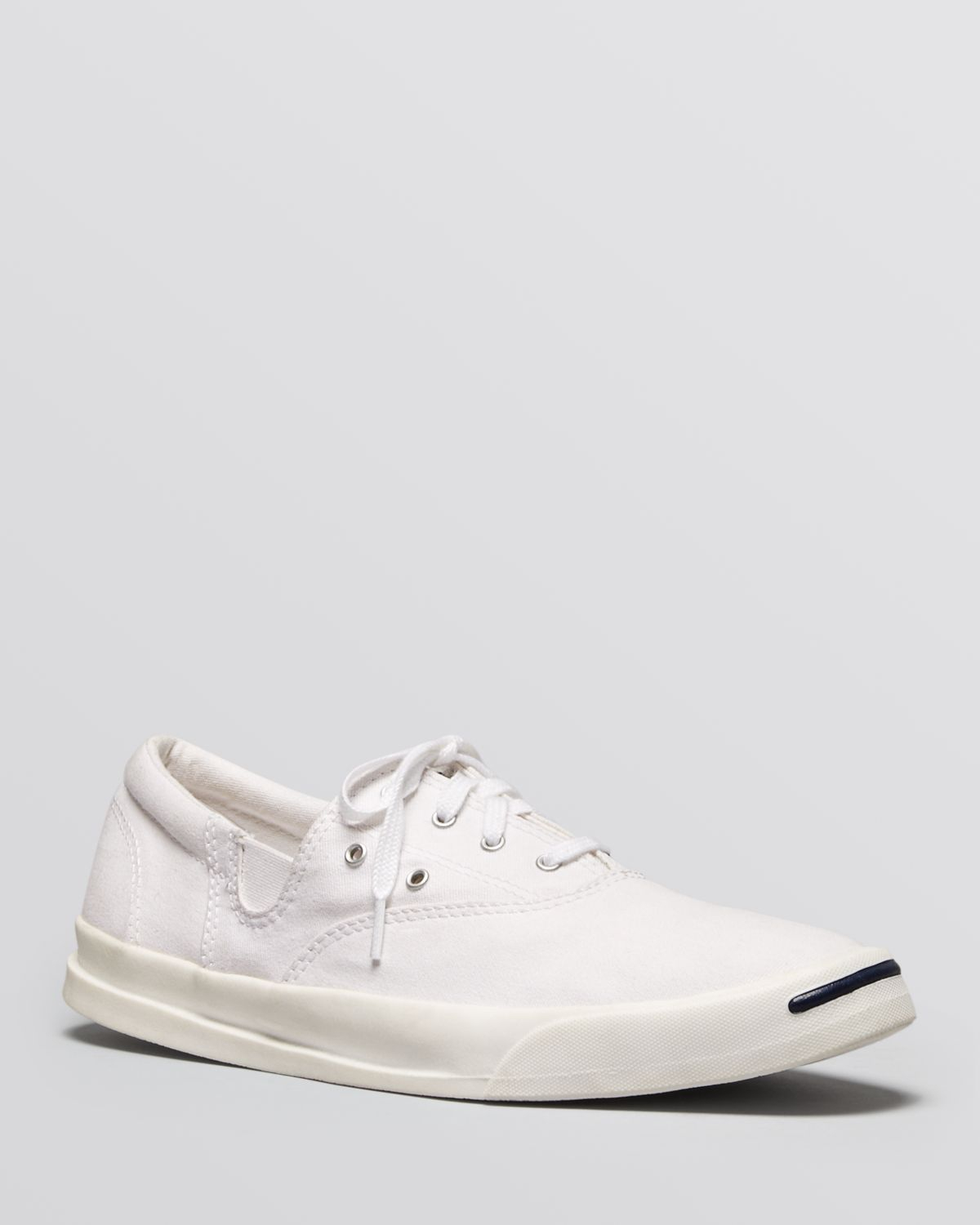3ce6bd03a10326 Lyst - Converse Jack Purcell Jeffrey Cvo Sneakers in White for Men