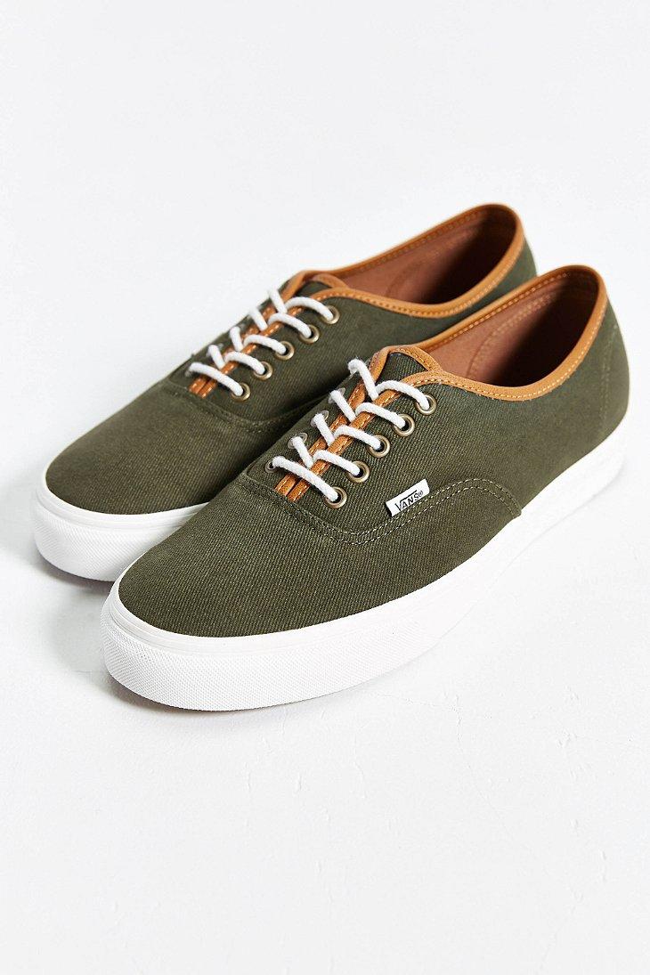 Vans Olive